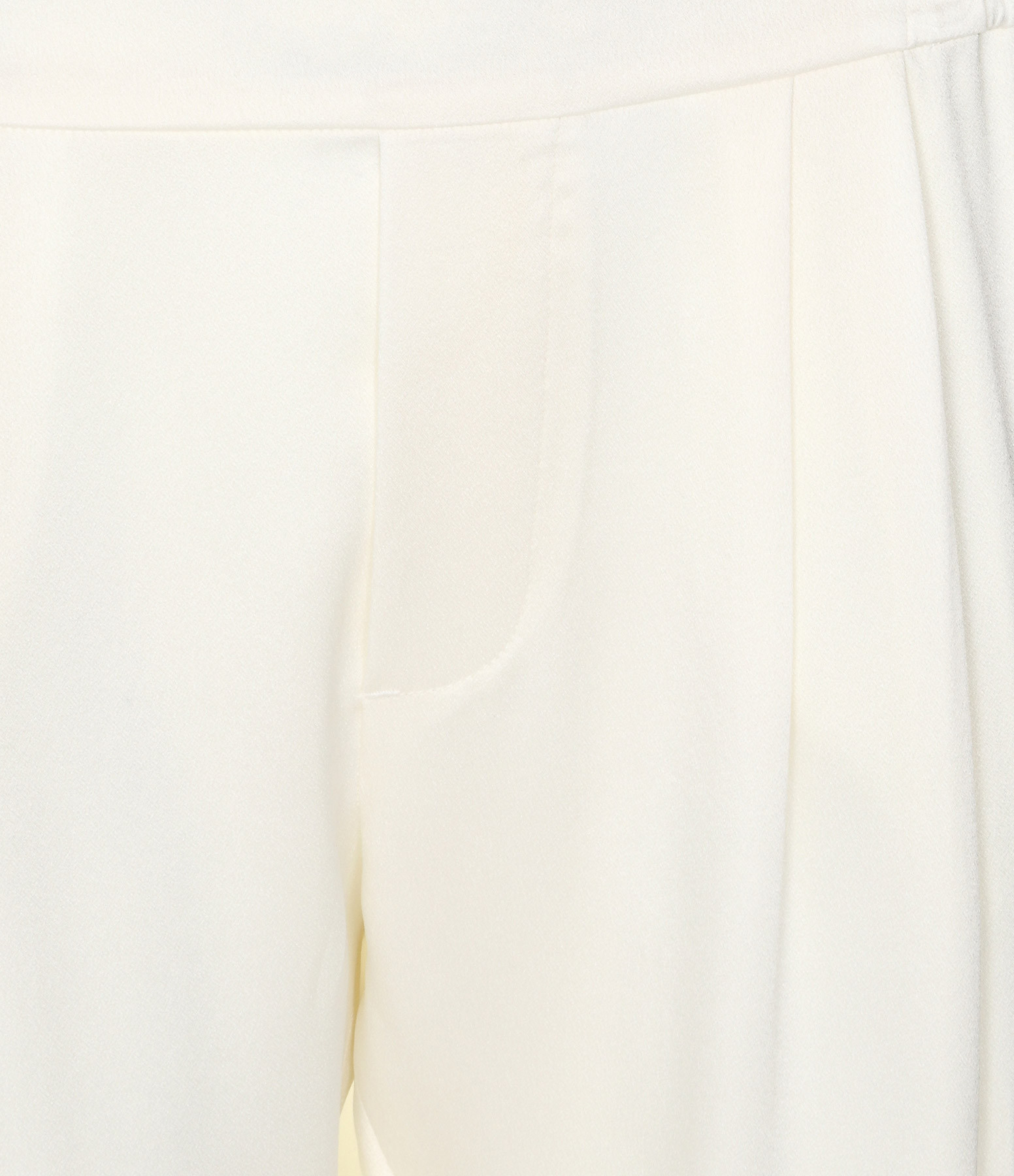 NILI LOTAN - Pantalon Maxwell Ivoire