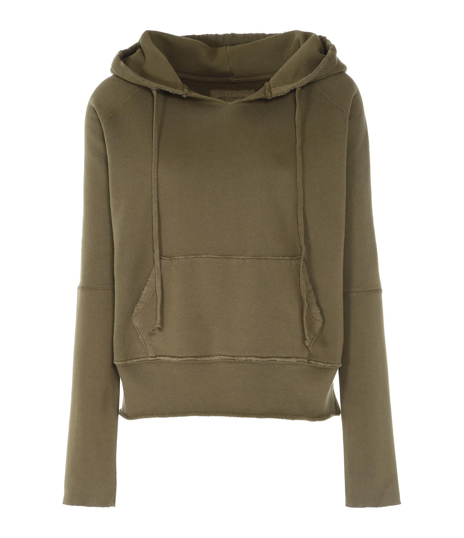 NILI LOTAN - Sweatshirt Janie Army