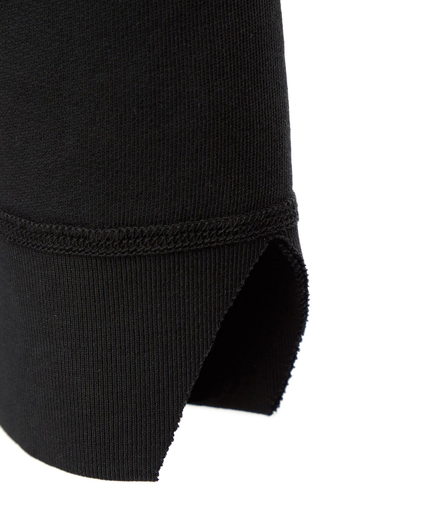 NILI LOTAN - Sweatshirt Luka Coton Noir