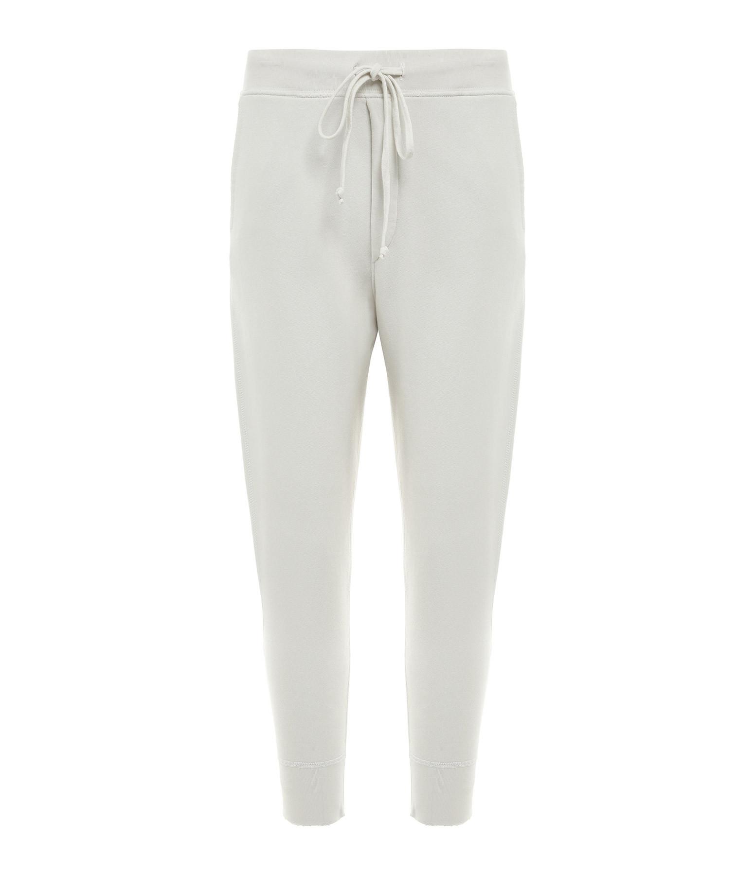 NILI LOTAN - Pantalon Nolan Blanc Craie
