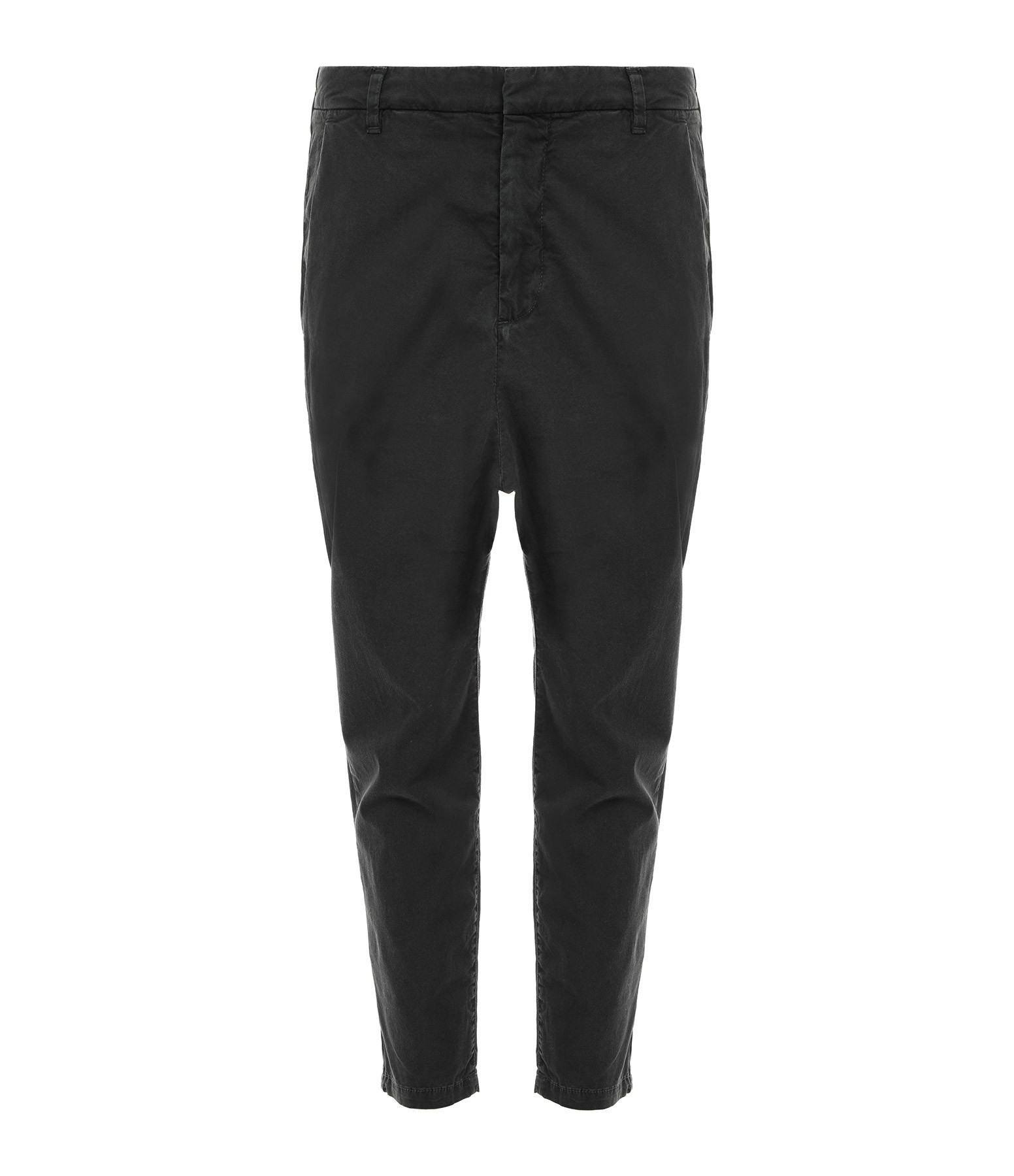 NILI LOTAN - Pantalon Paris Noir Délavé