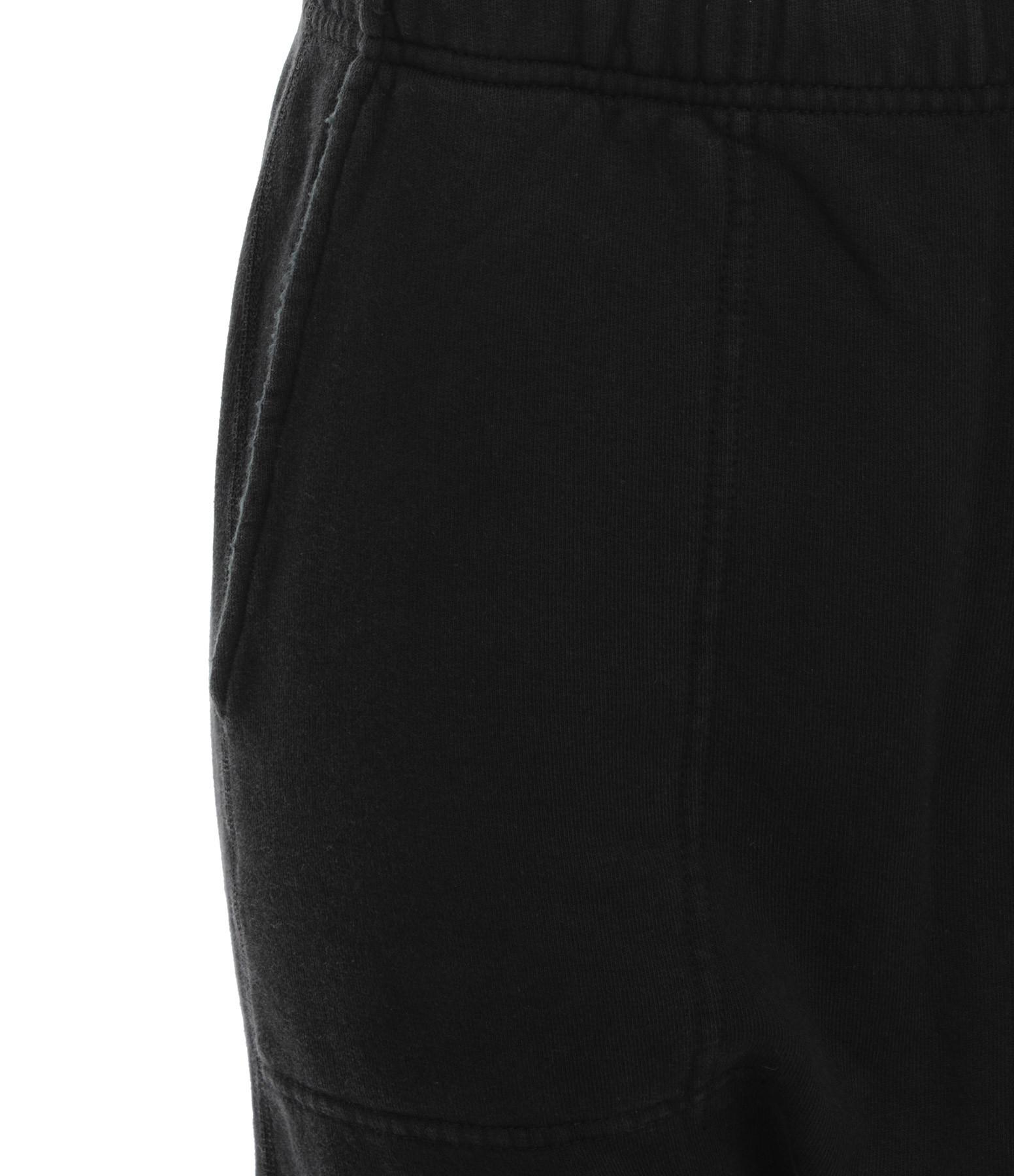 NILI LOTAN - Jogging SF Coton Noir Délavé