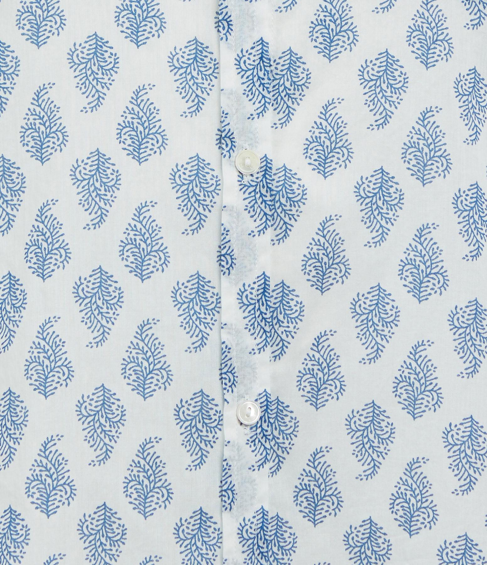 NILI LOTAN - Chemise NL Coton Imprimé Paisley