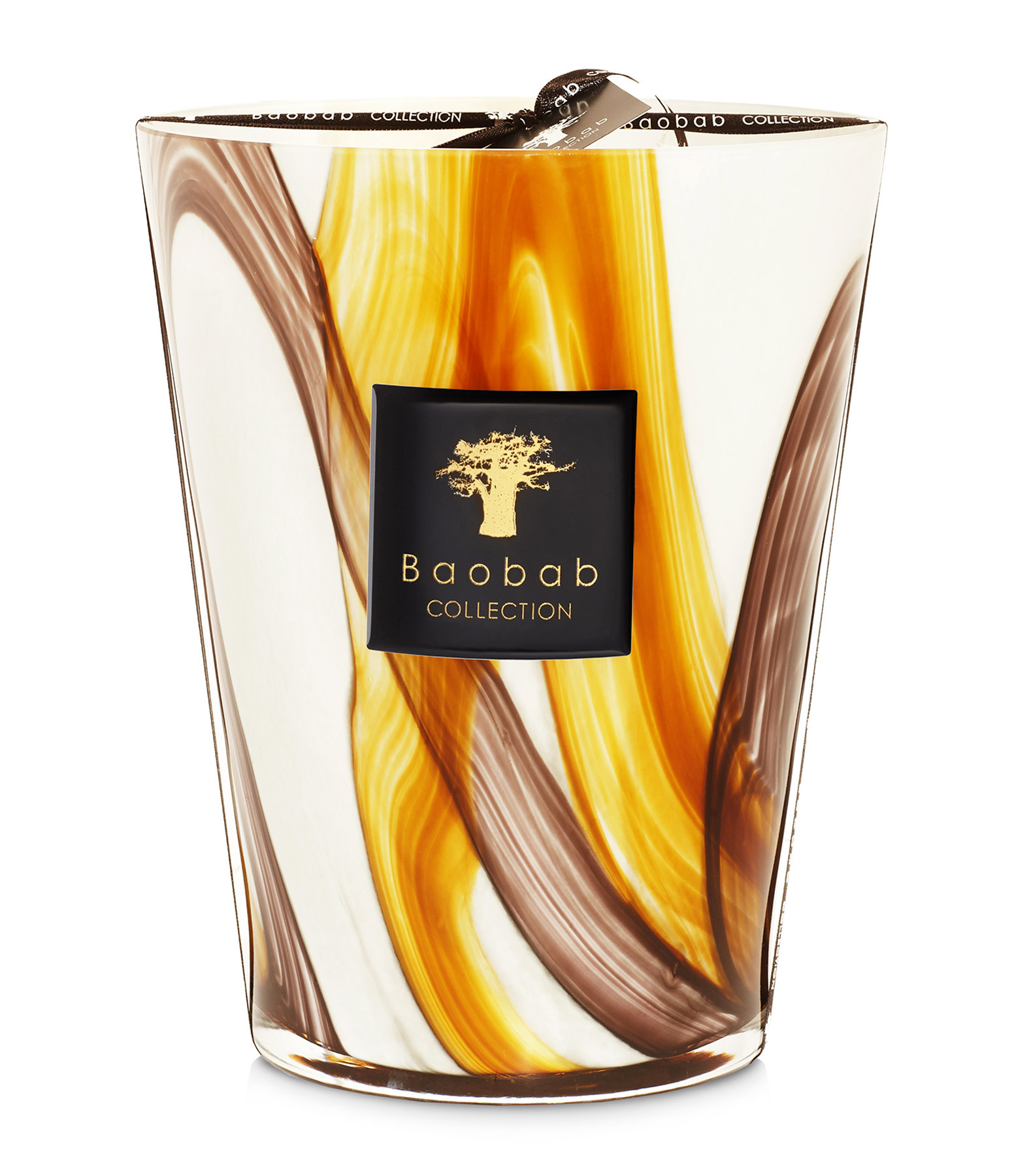 BAOBAB COLLECTION - Bougie Max 24 Nirvana Spirit