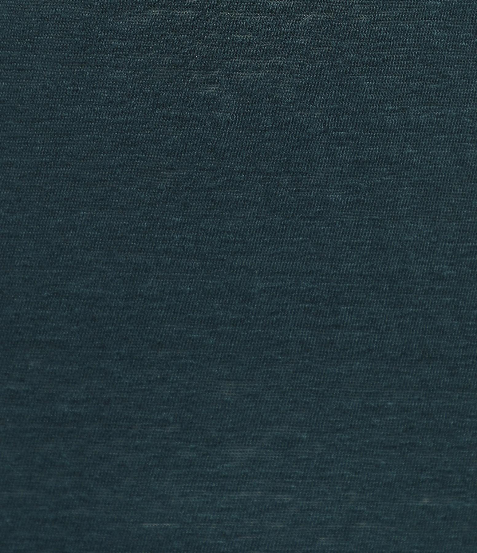ISABEL MARANT ÉTOILE - Tee-shirt Zankou Lin Pétrole Clair