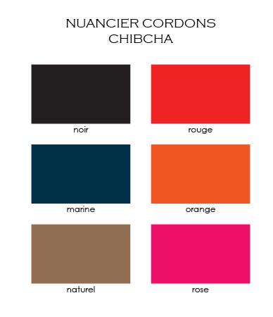 CHIBCHA - Bracelet Cordon Cactus OR