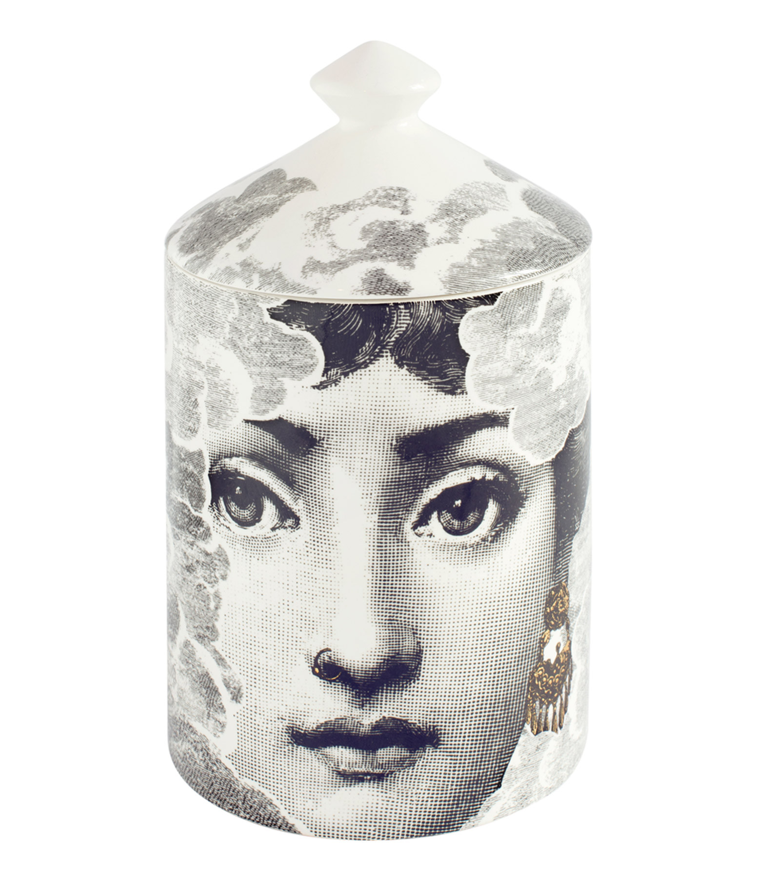 FORNASETTI - Bougie Parfumee 300g Nuvola Gold