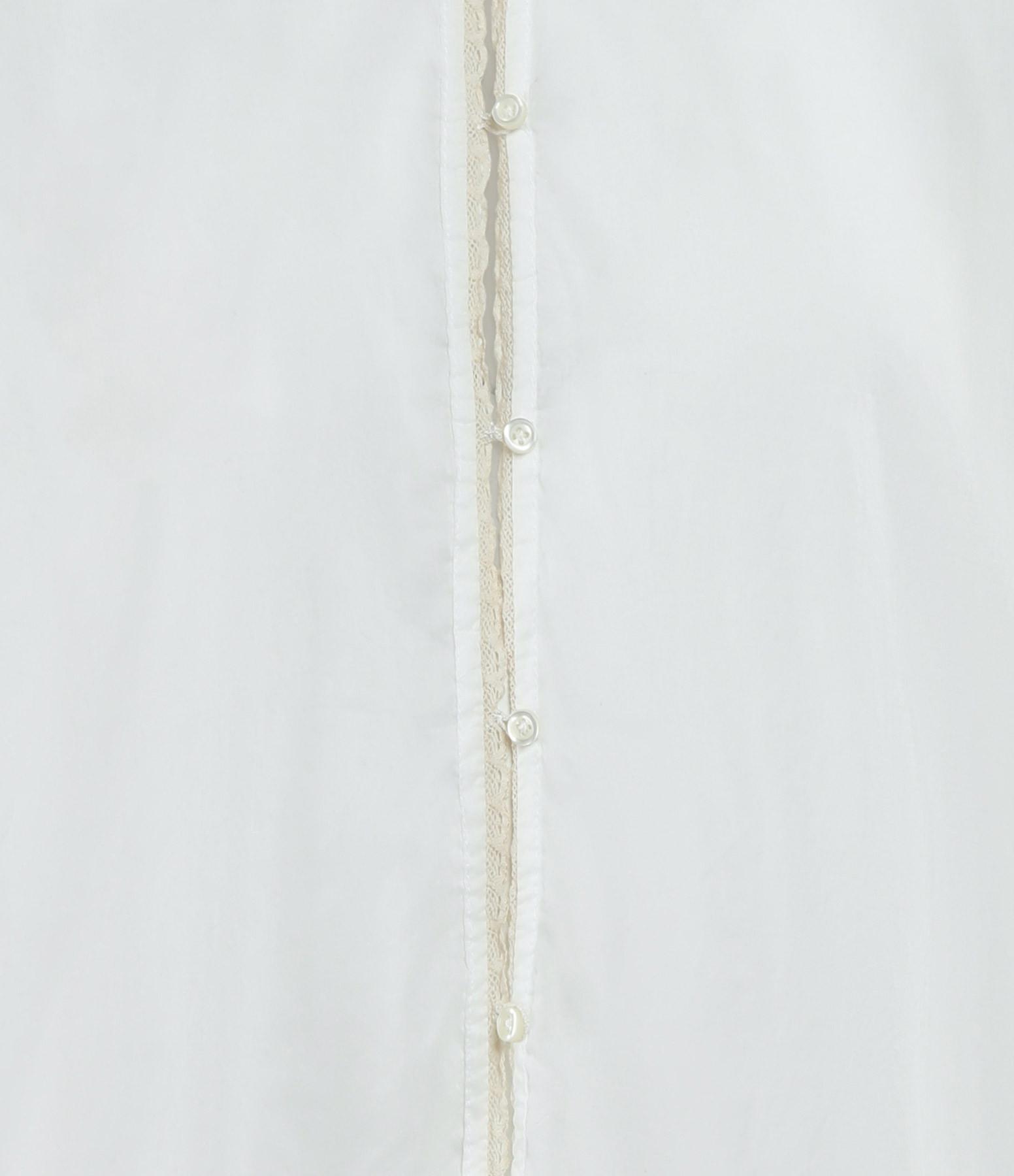 ONE TEASPOON - Chemise French Fantaisie Blanc