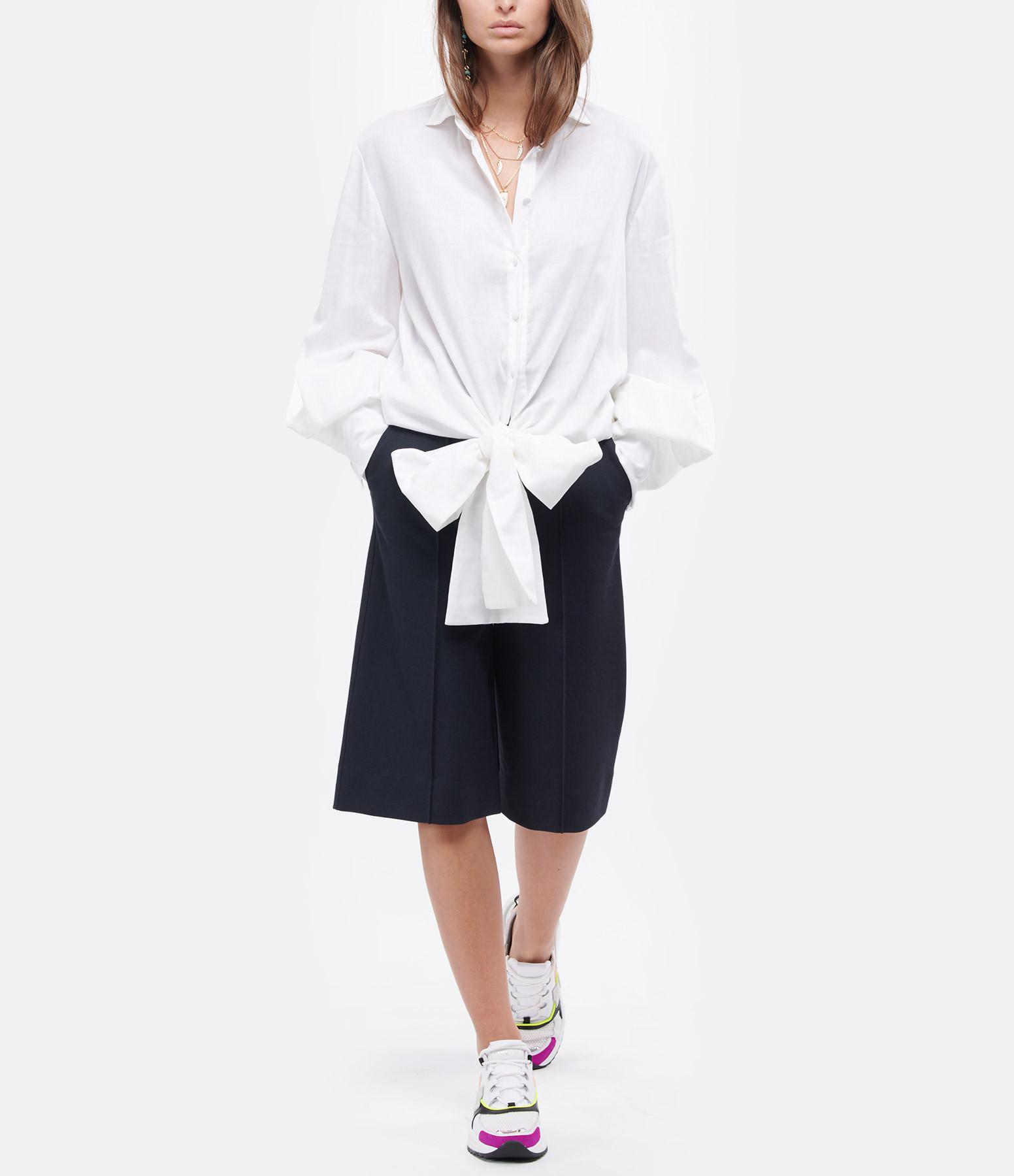 OUD - Chemise Bella Coton Blanc