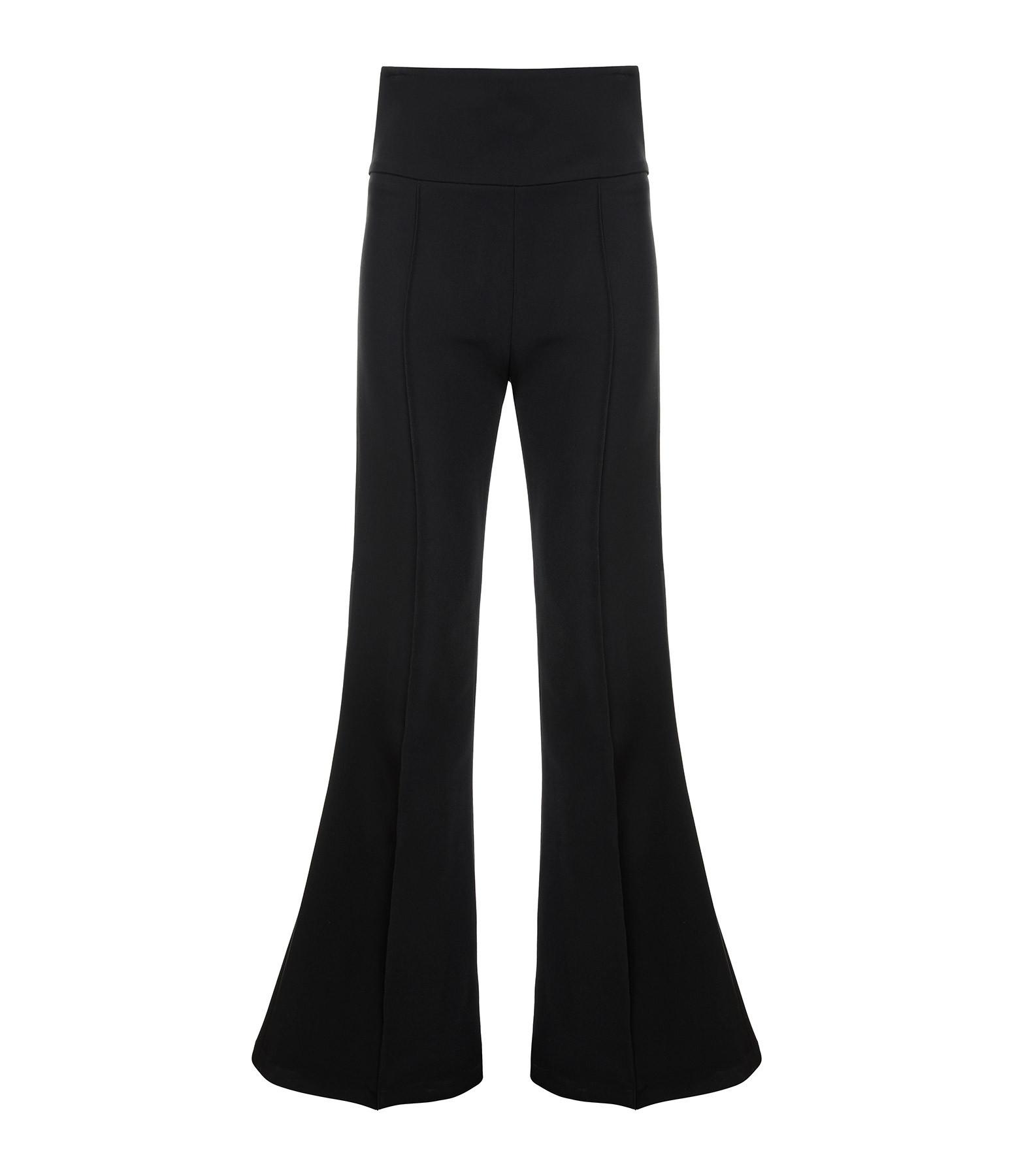 OUD - Pantalon Celine Sergé Noir