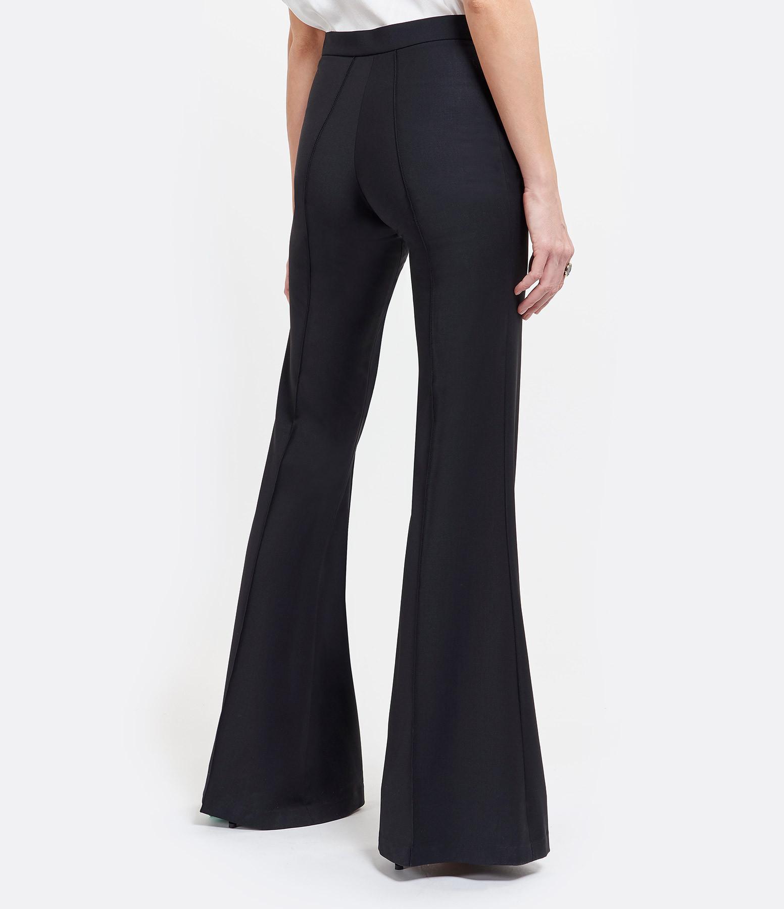 OUD - Pantalon Espi Laine Noir