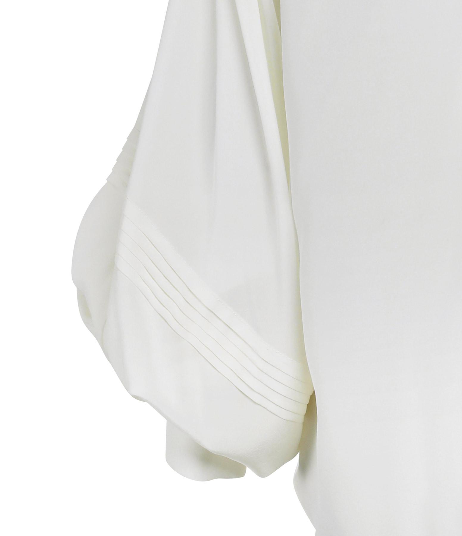 OUD - Top Nawel Soie Blanc