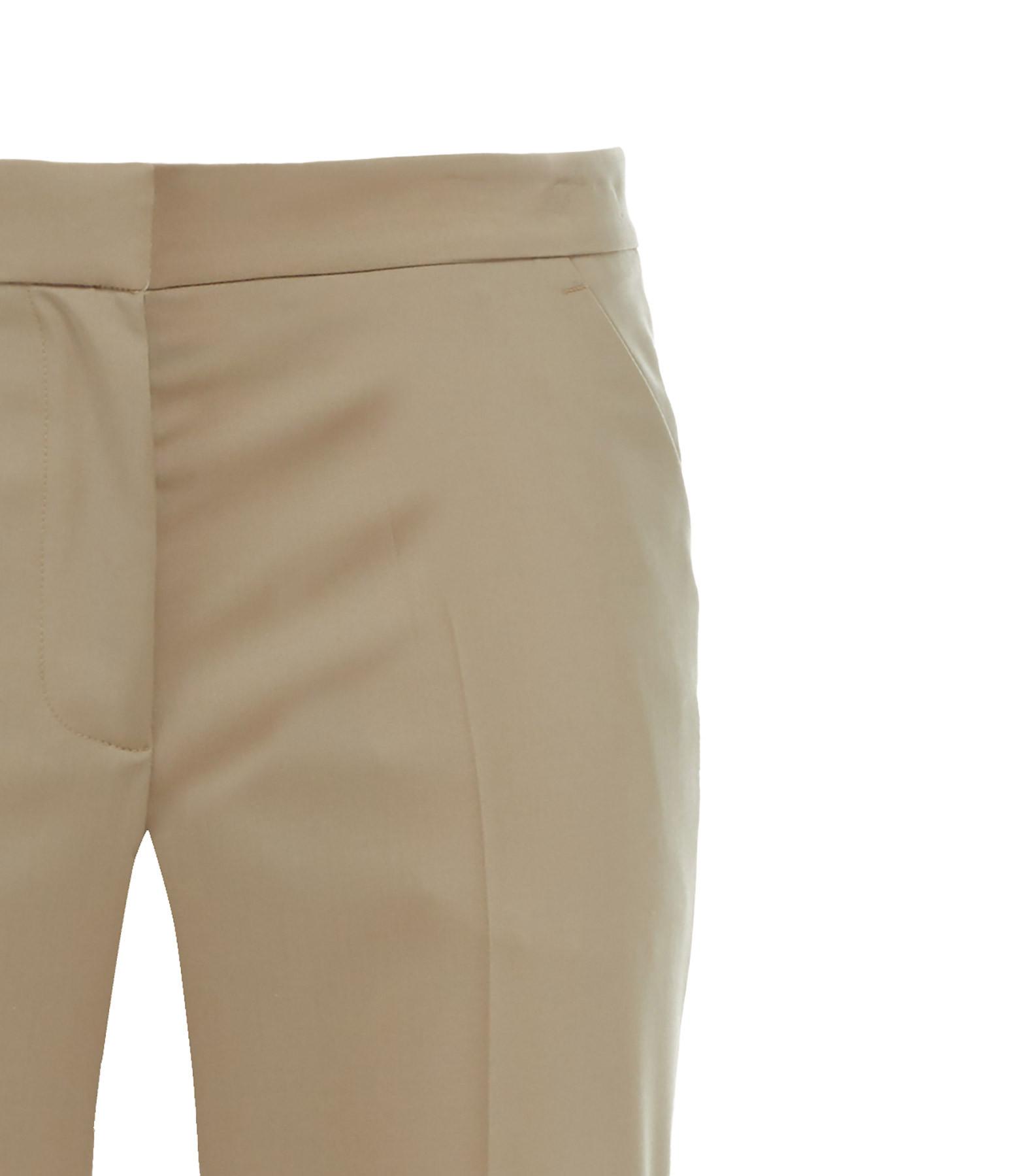 OUD - Pantalon Paulo Laine Camel