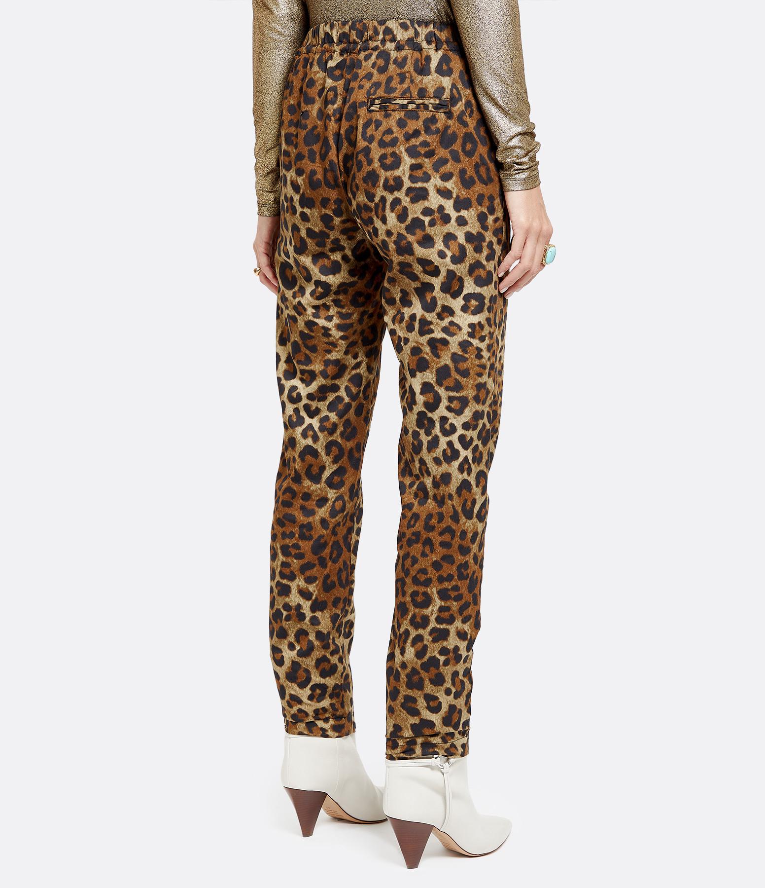 OVERLOVER - Pantalon Yucca Satin Army