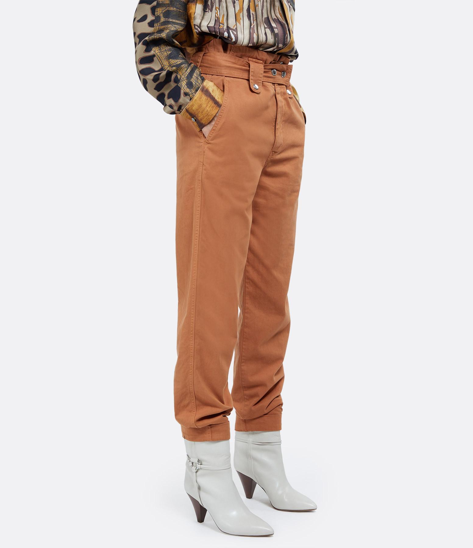 OVERLOVER - Pantalon Jesse Miel