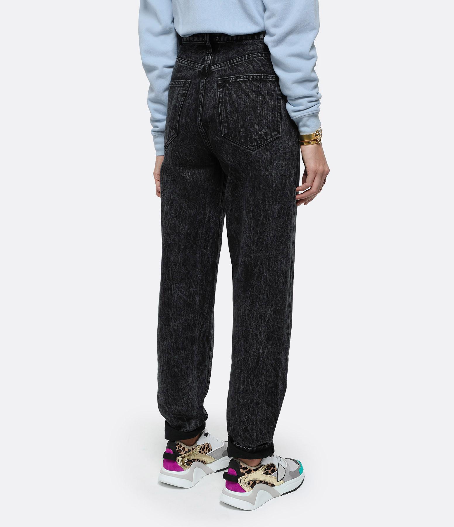 OVERLOVER - Pantalon Chelsea Noir