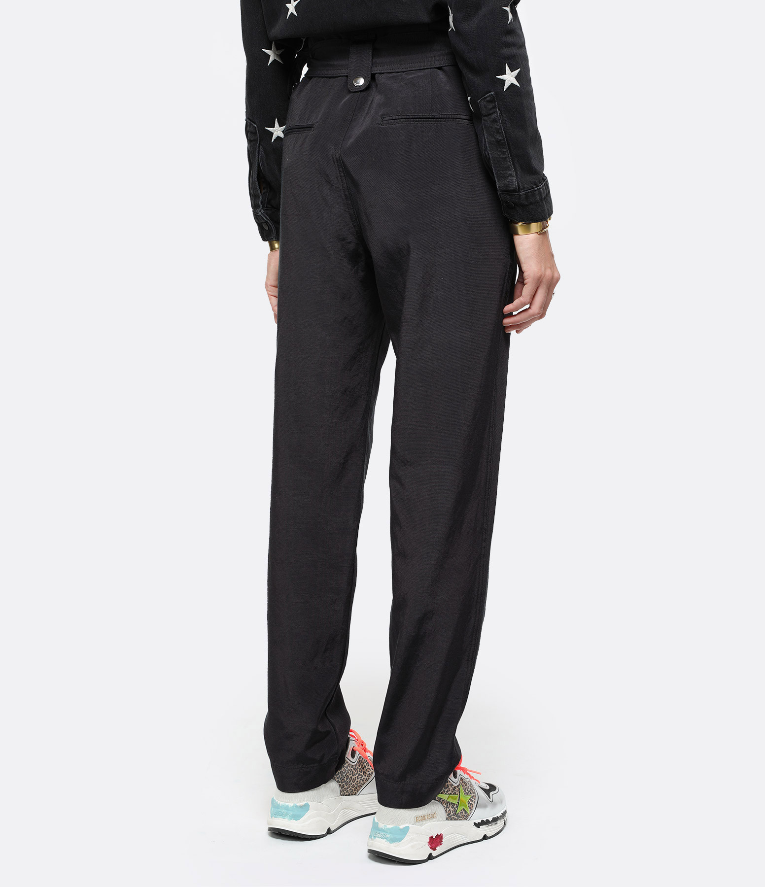 OVERLOVER - Pantalon Jesse Noir
