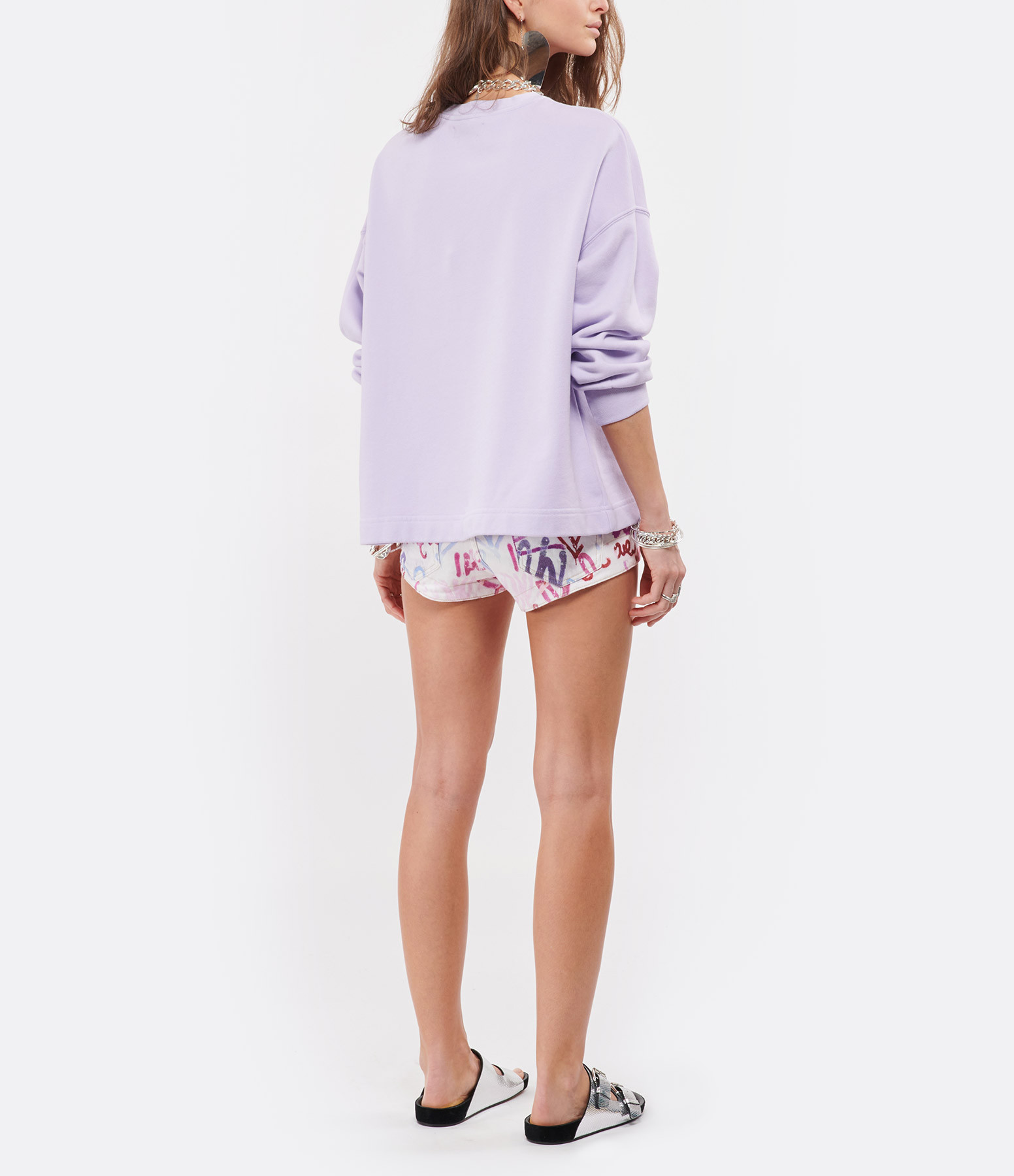 OVERLOVER - Pull Hollywood Lilas