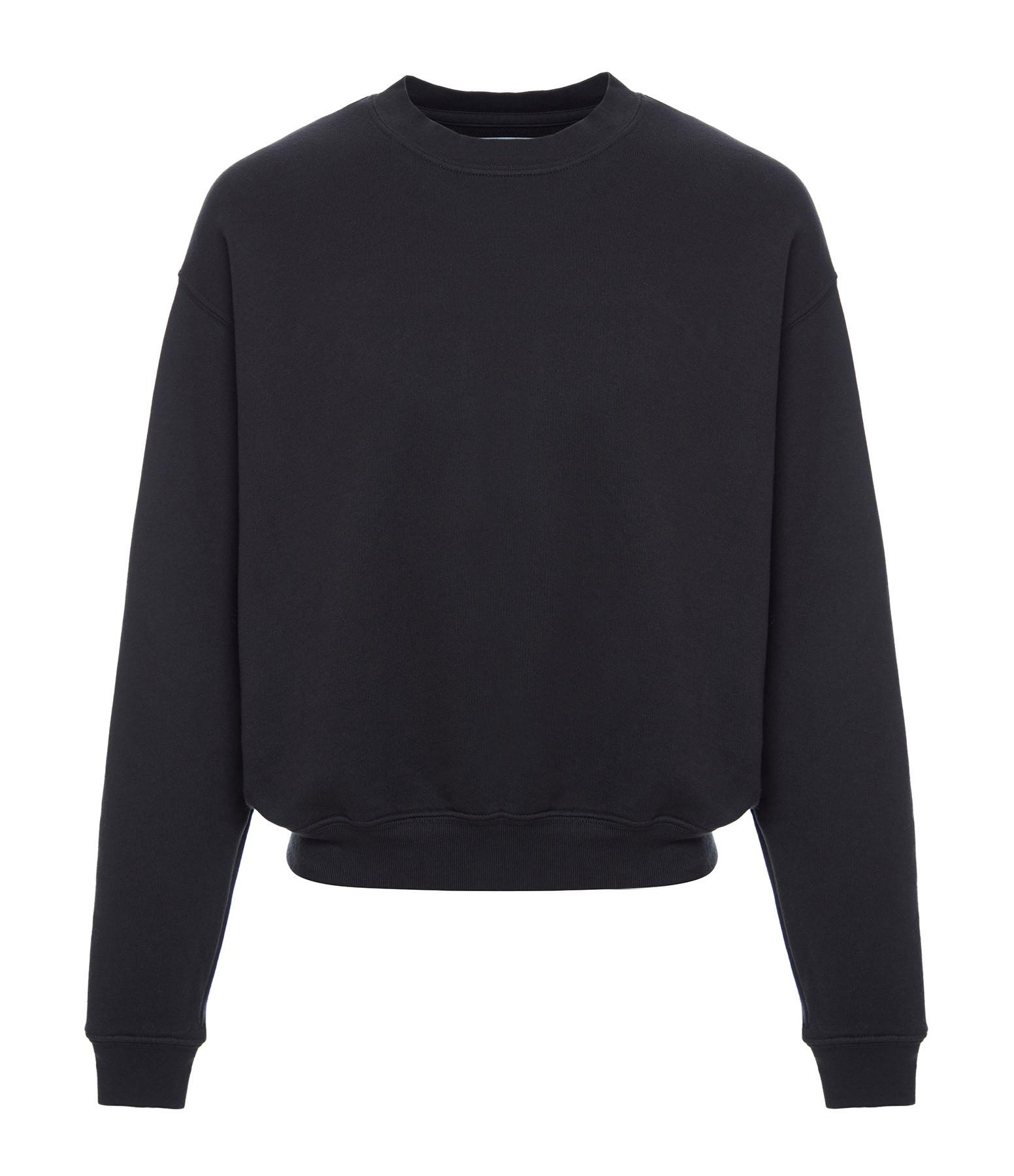 OVERLOVER - Sweatshirt Cienega Noir