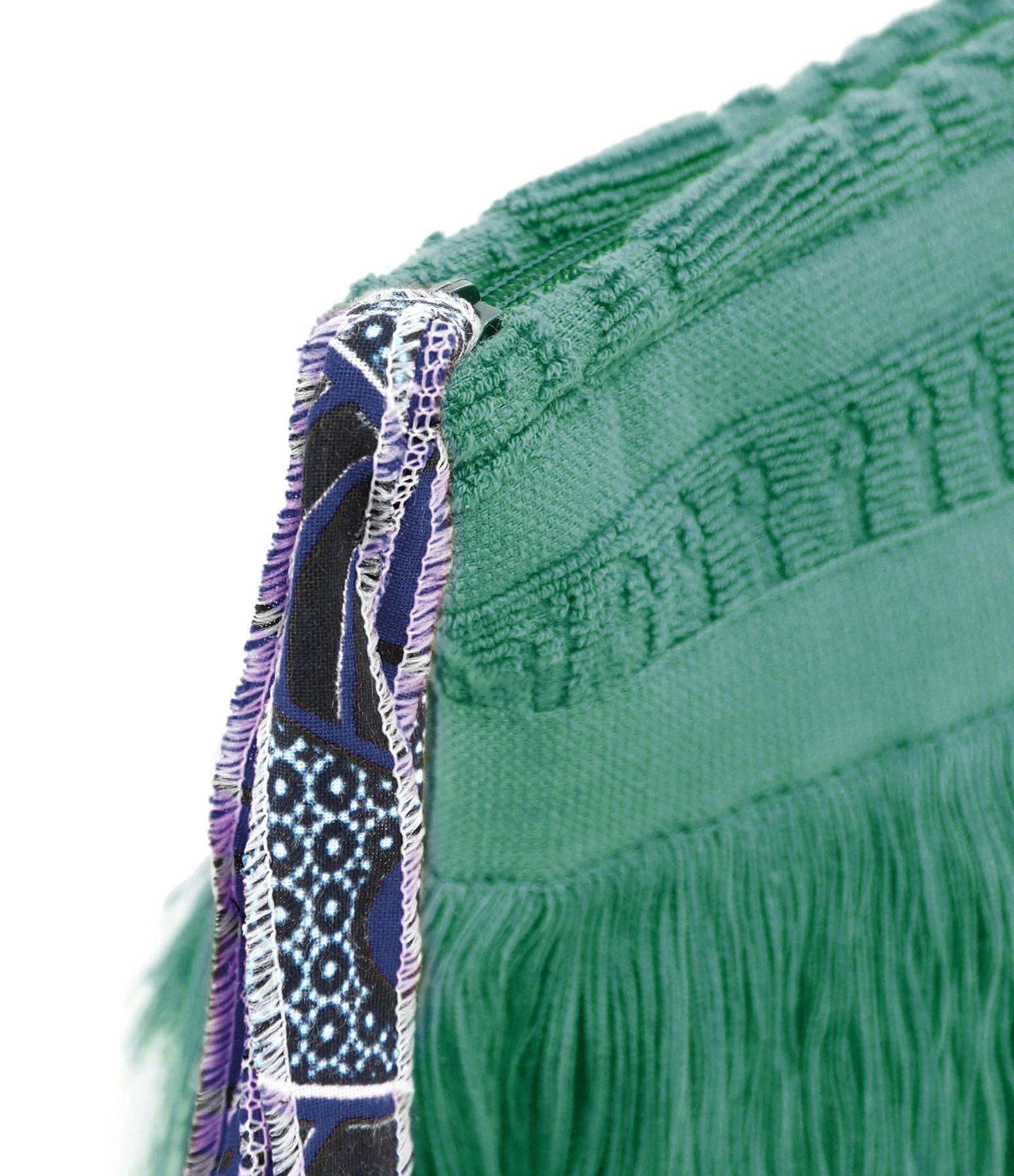 LALLA - Petite Trousse Walakin Hippie Éponge Jade