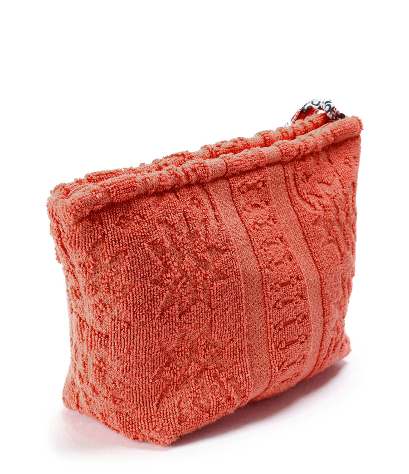 LALLA - Petite Trousse Walakin Éponge Terracotta