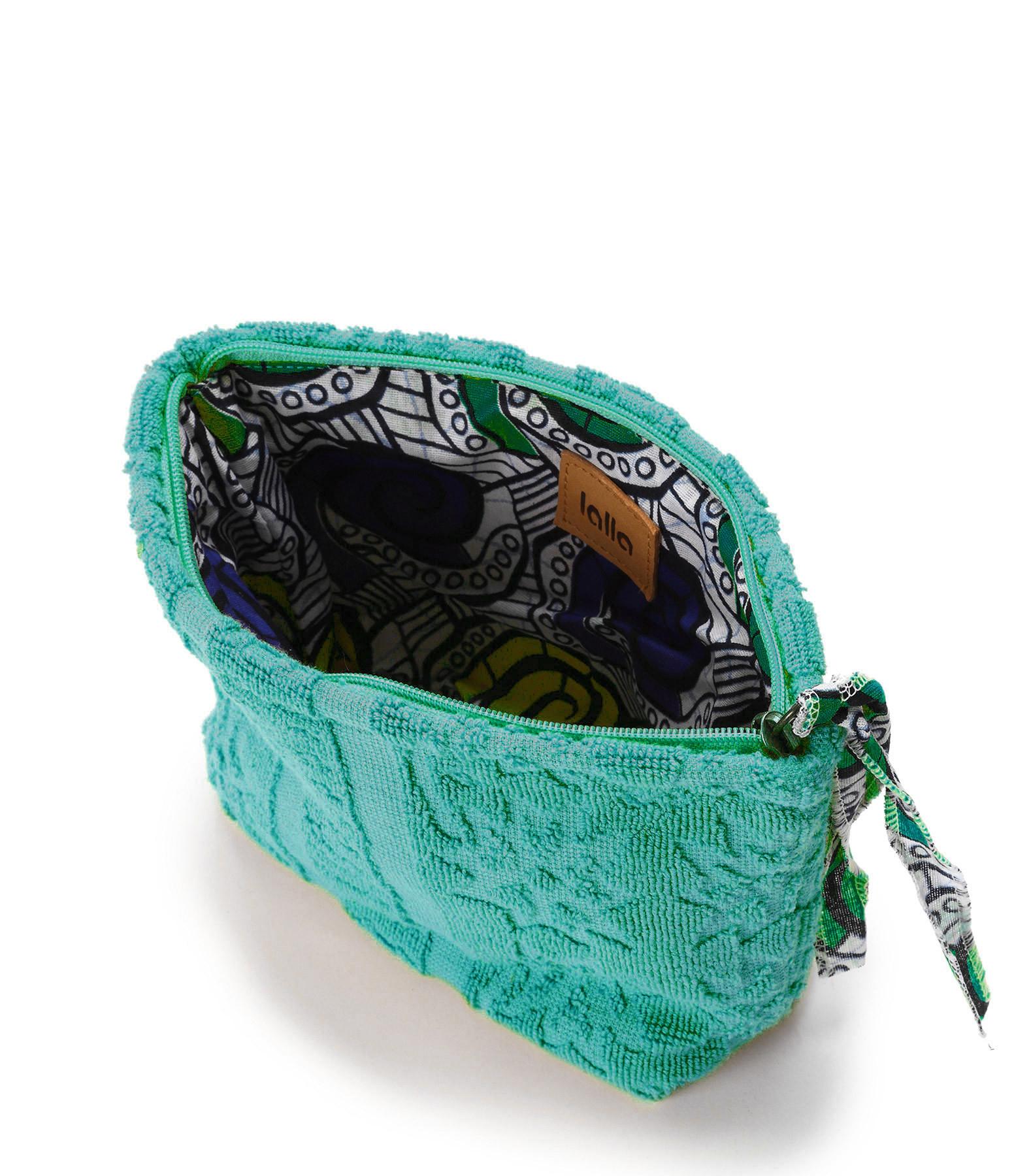 LALLA - Petite Trousse Walakin Eponge Jade