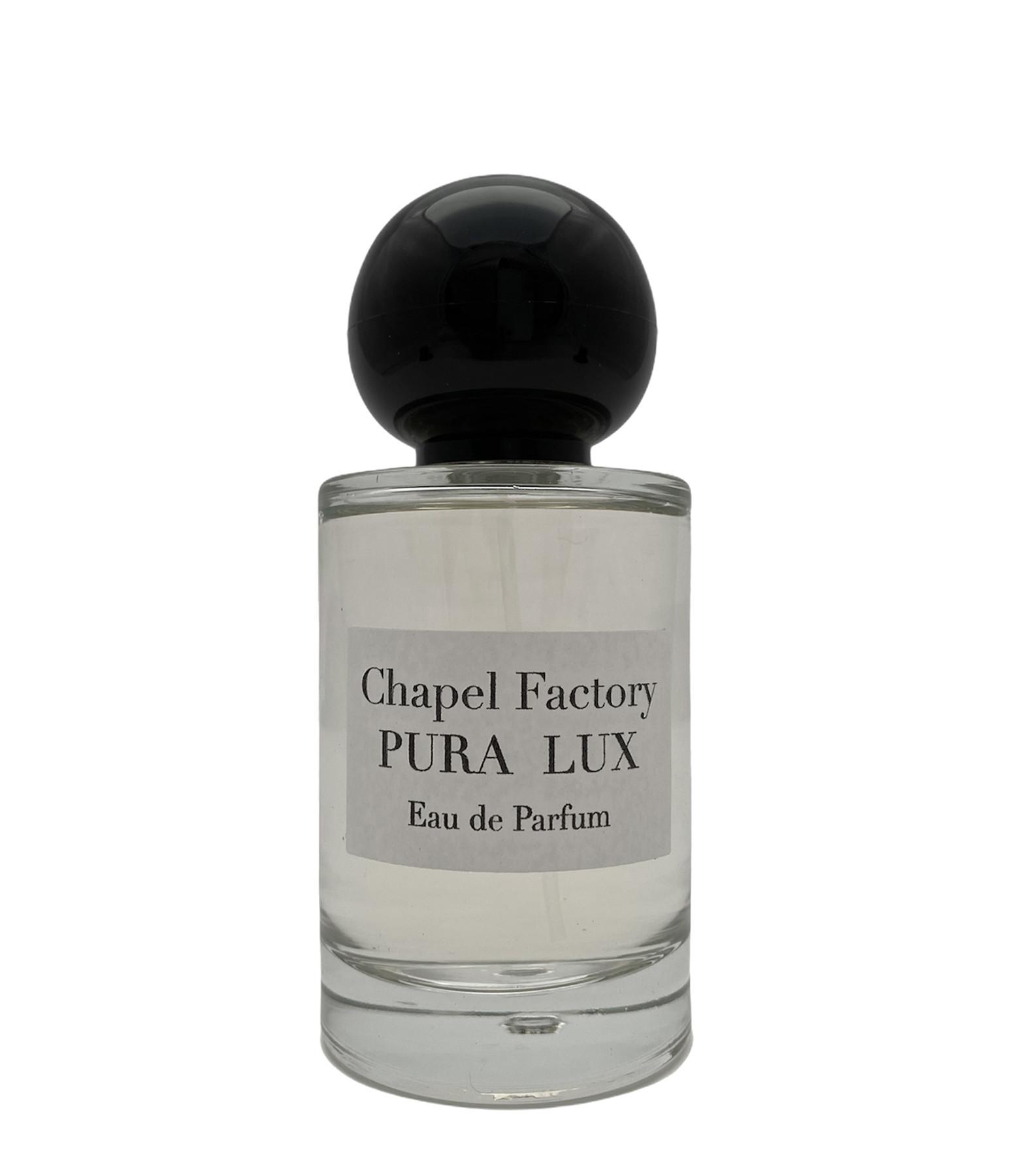 CHAPEL FACTORY - Eau de Parfum Puralux 100ml