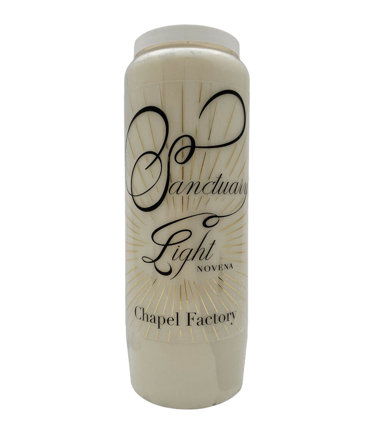 CHAPEL FACTORY - Bougie Novena 500g