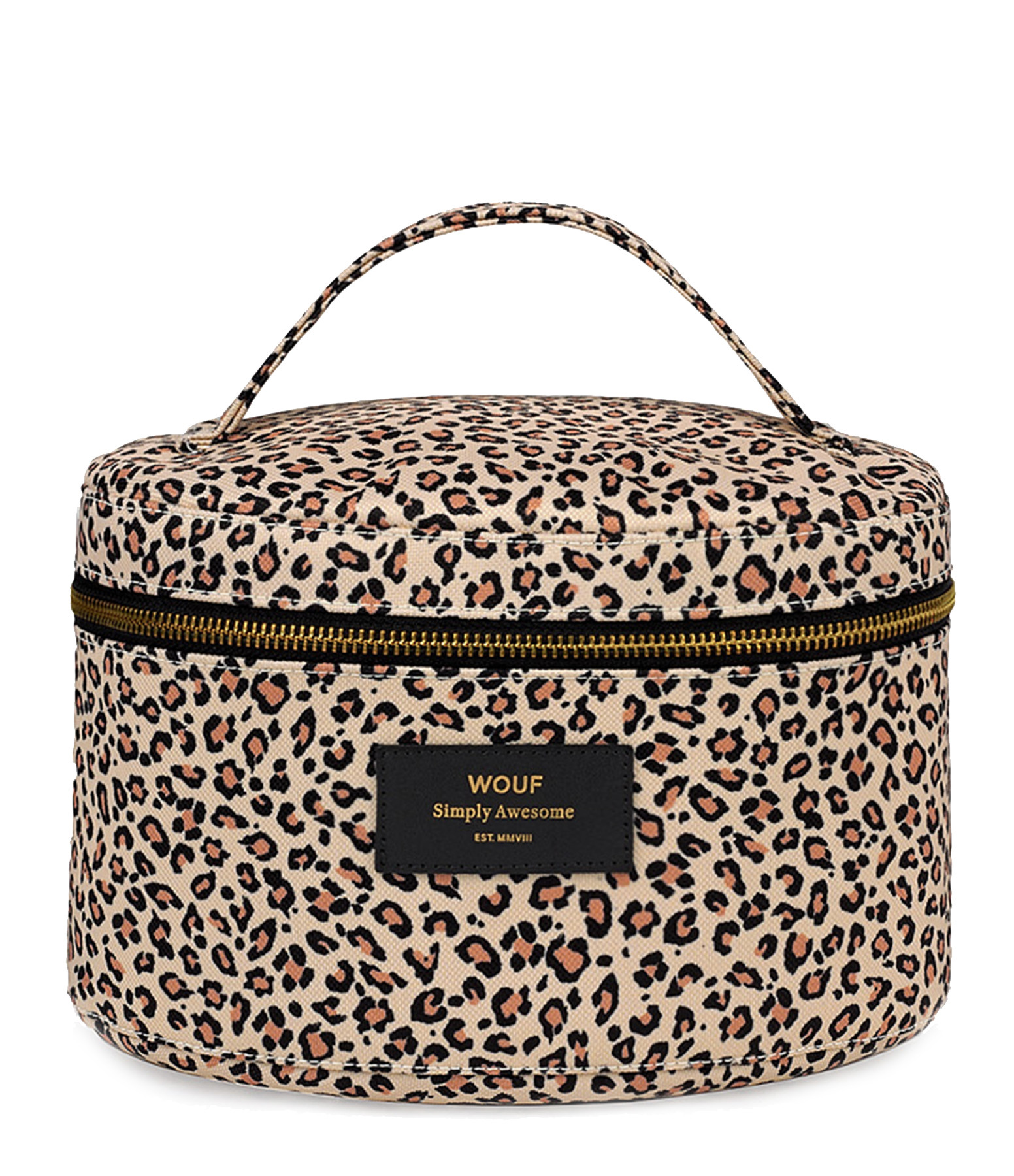 WOUF - Trousse XL Beauty Pink Savannah