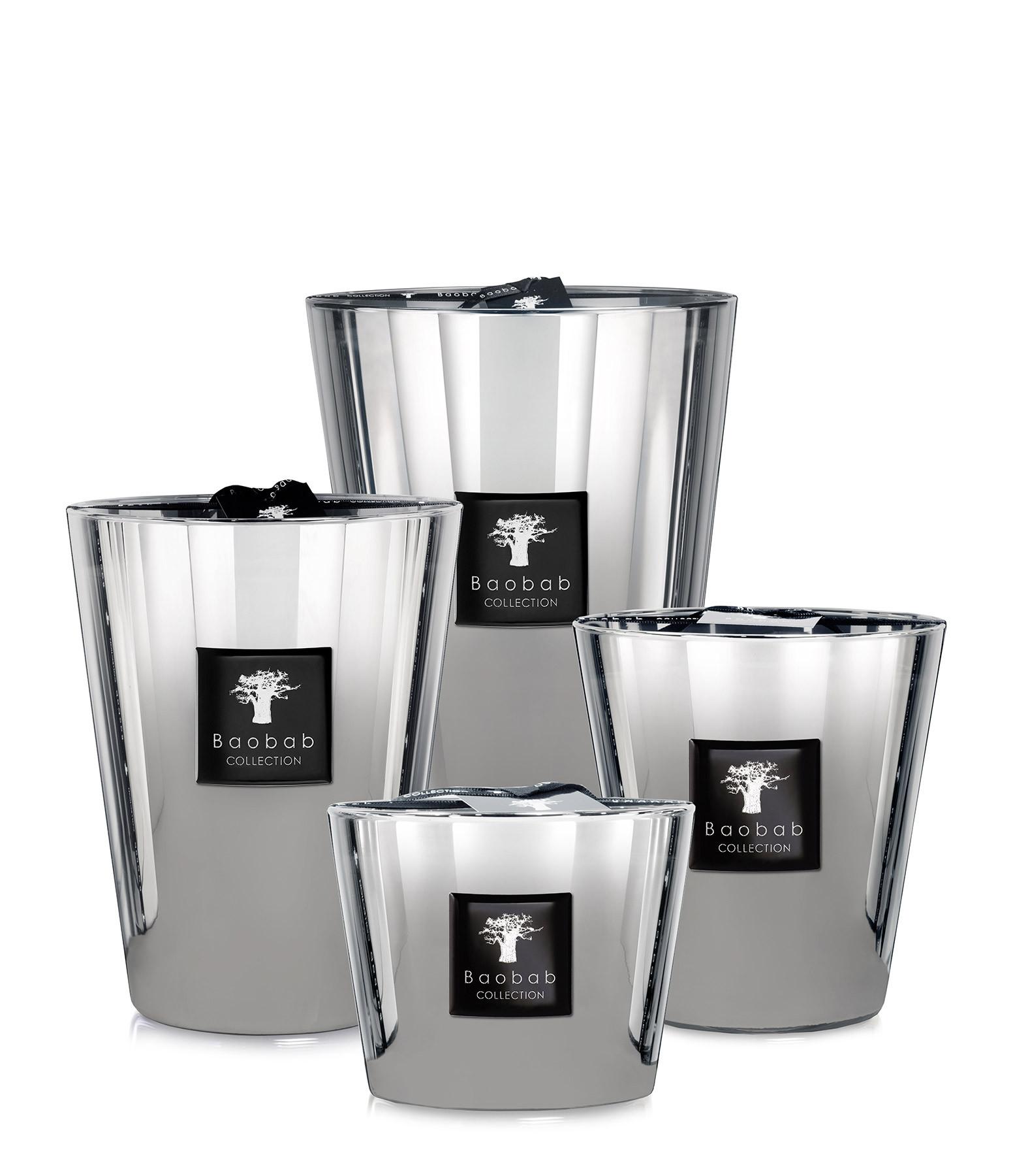 Bougie Platinum Max 10 - BAOBAB
