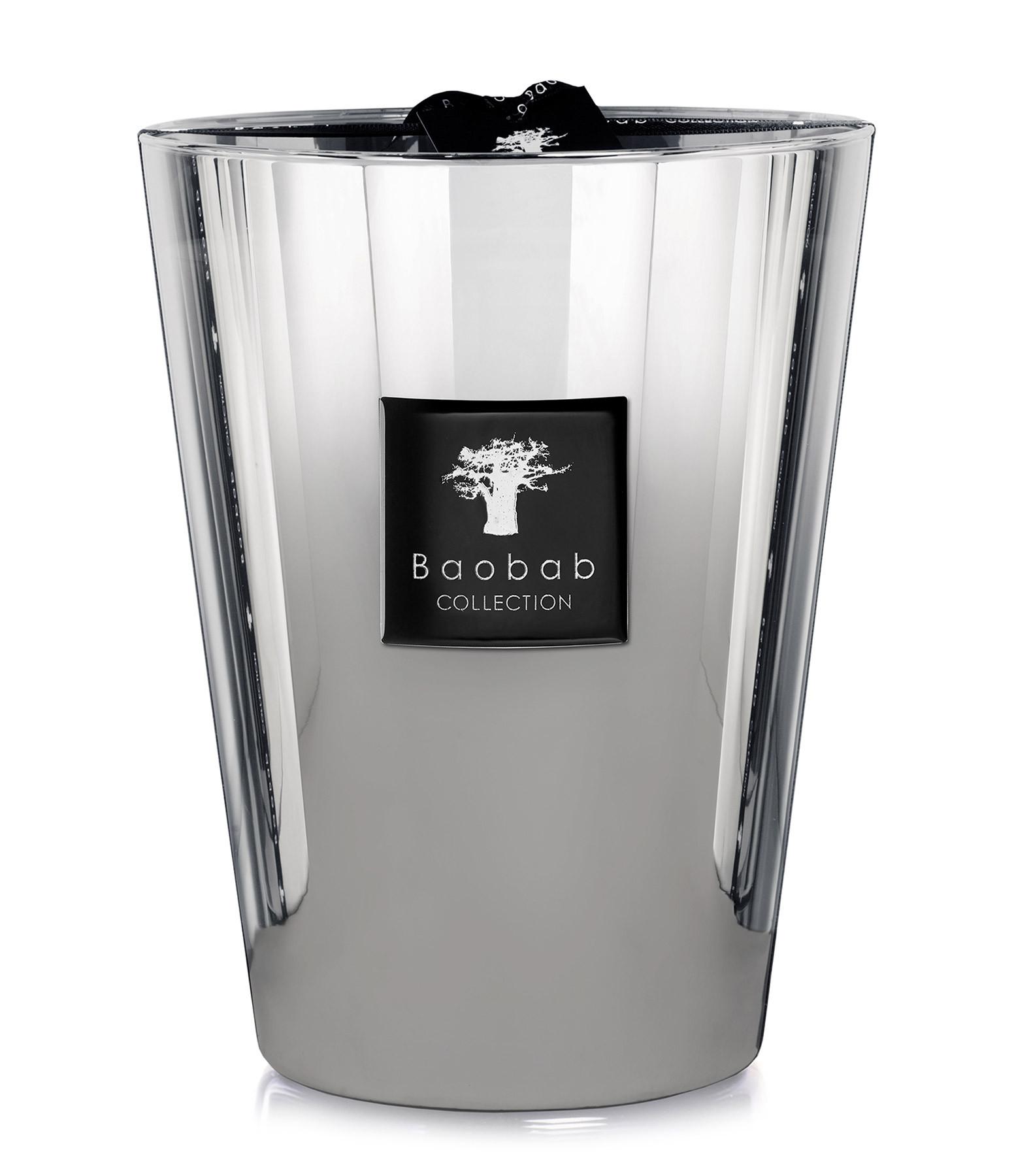 Bougie Platinum Max 24 - BAOBAB
