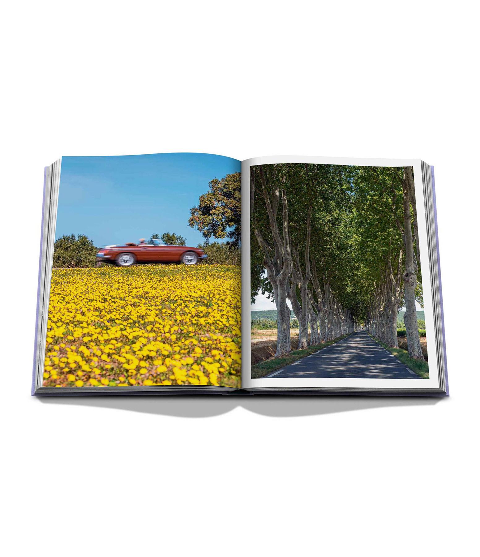 ASSOULINE - Livre Provence Glory