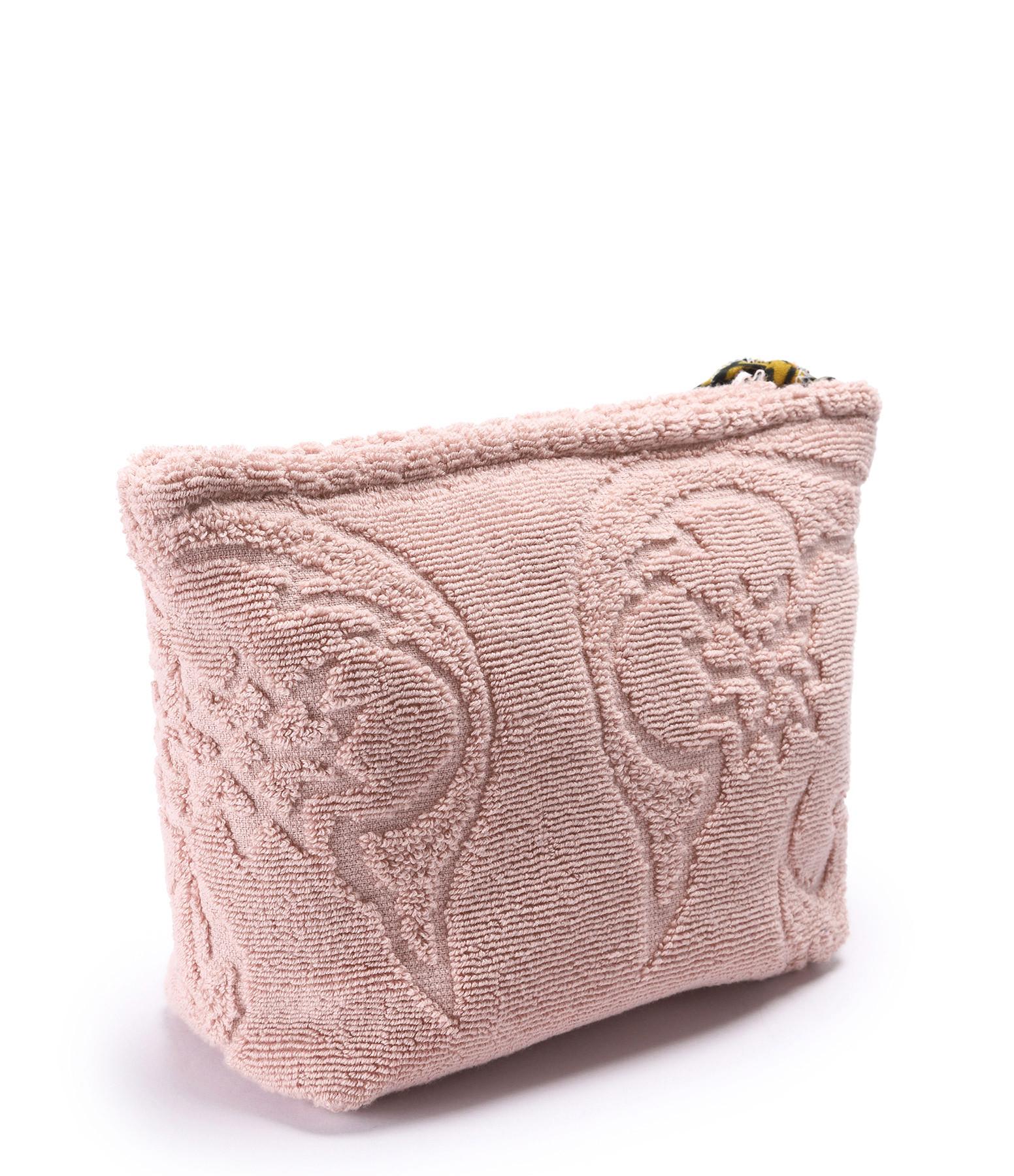 LALLA - Petite Trousse Walakin Éponge Rose Bébé