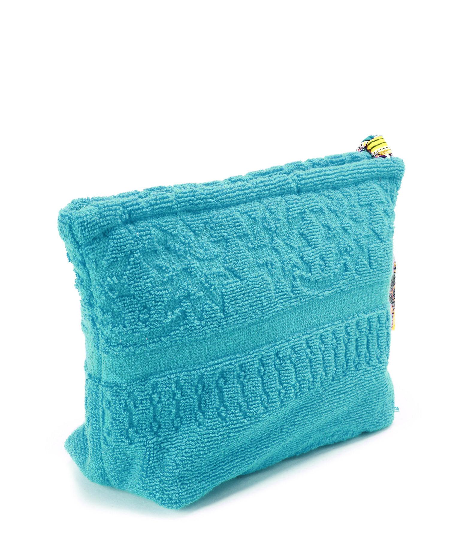 LALLA - Petite Trousse Walakin Eponge Turquoise
