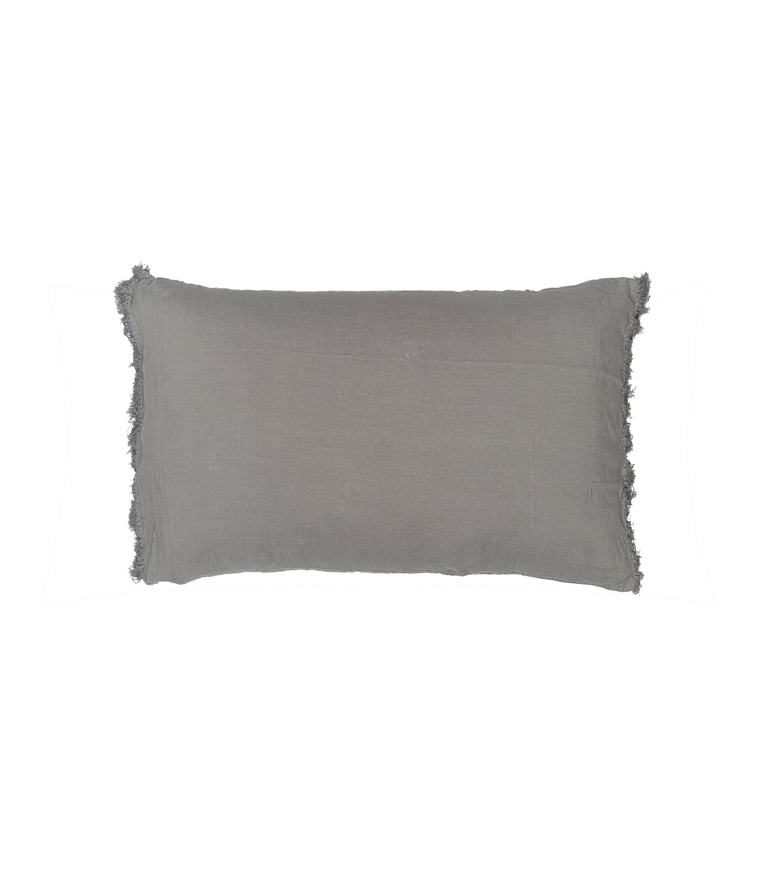 BED AND PHILOSOPHY - Coussin Rectangle Queens Lin Orage