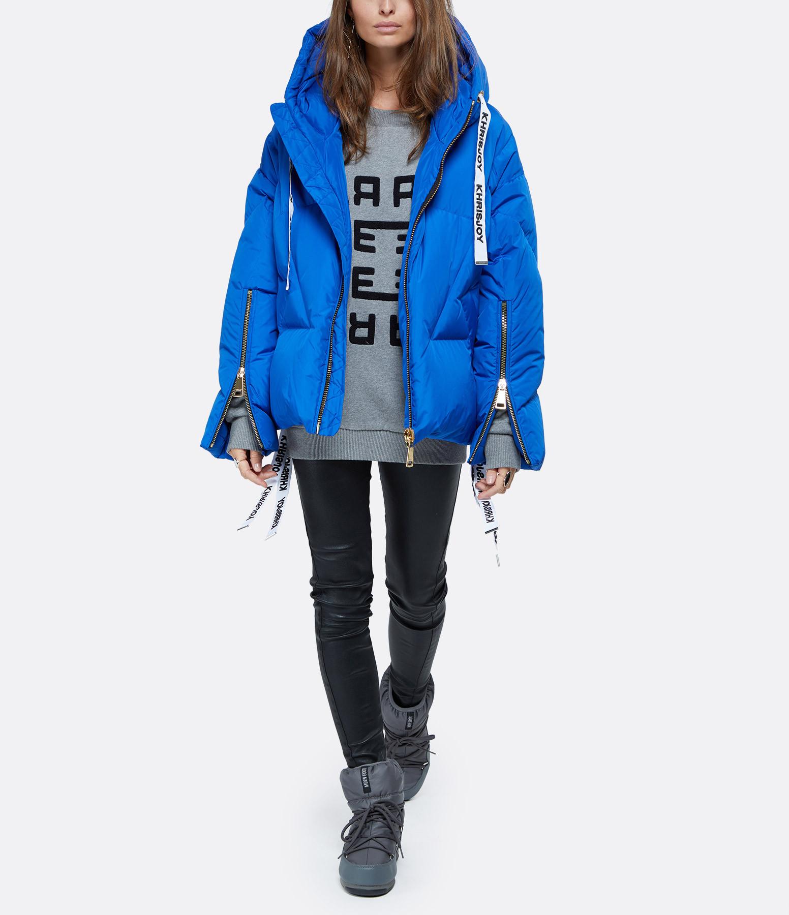 RAIINE - Sweatshirt Diaz Gris