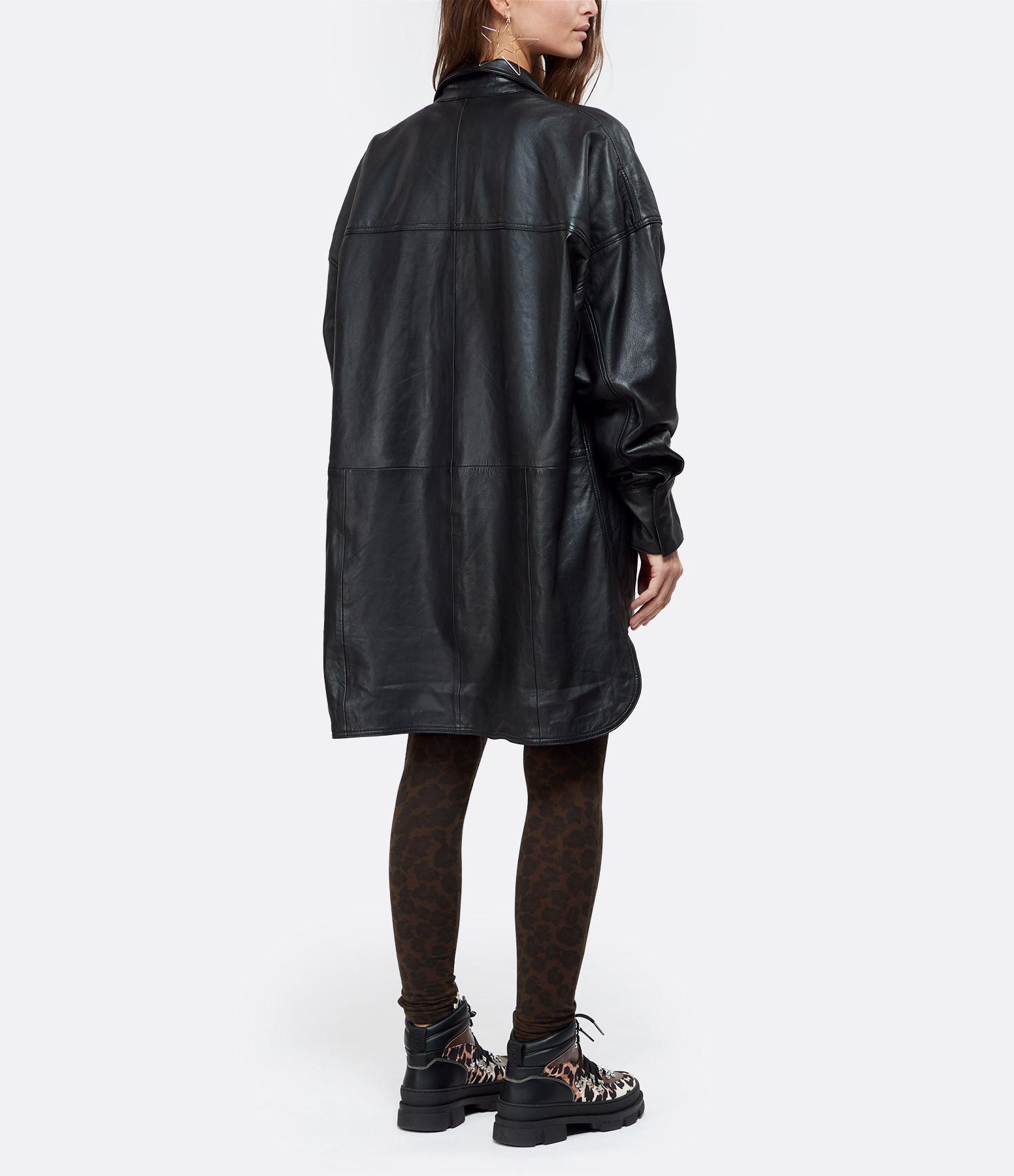 RAIINE - Surchemise Macon Noir