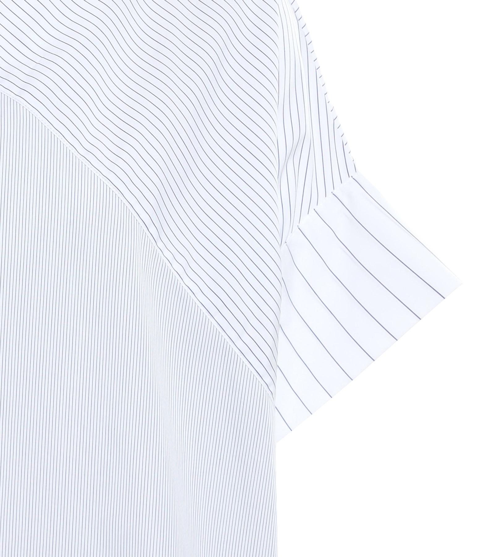 ROBERTO COLLINA - Top Kimono Blanc