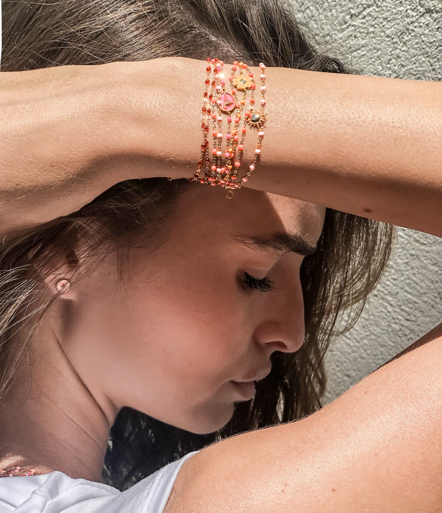 GIGI CLOZEAU - Bracelet Résine Soleil