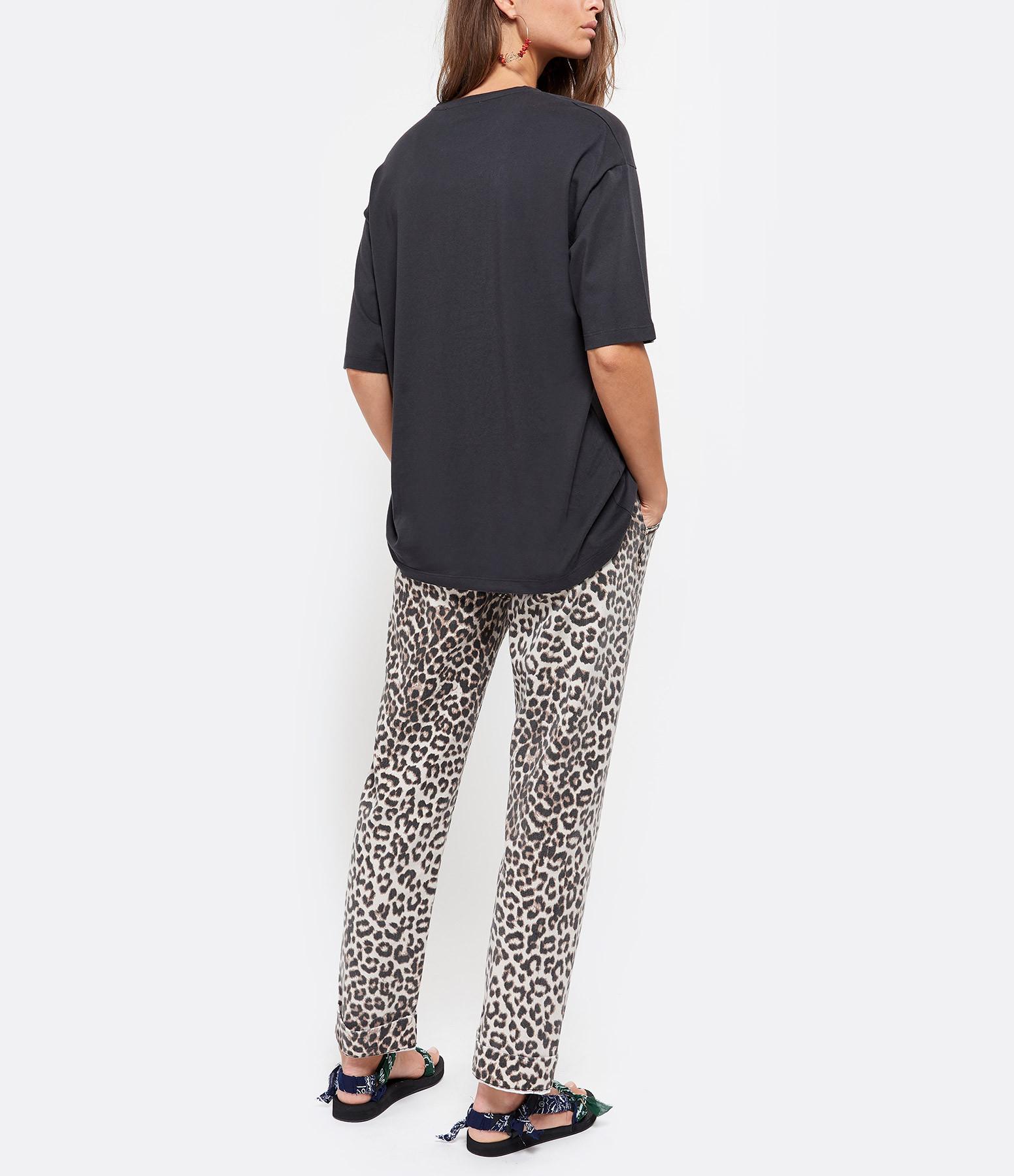 ROUGH STUDIOS - Tee-shirt Jenna Coton Gris