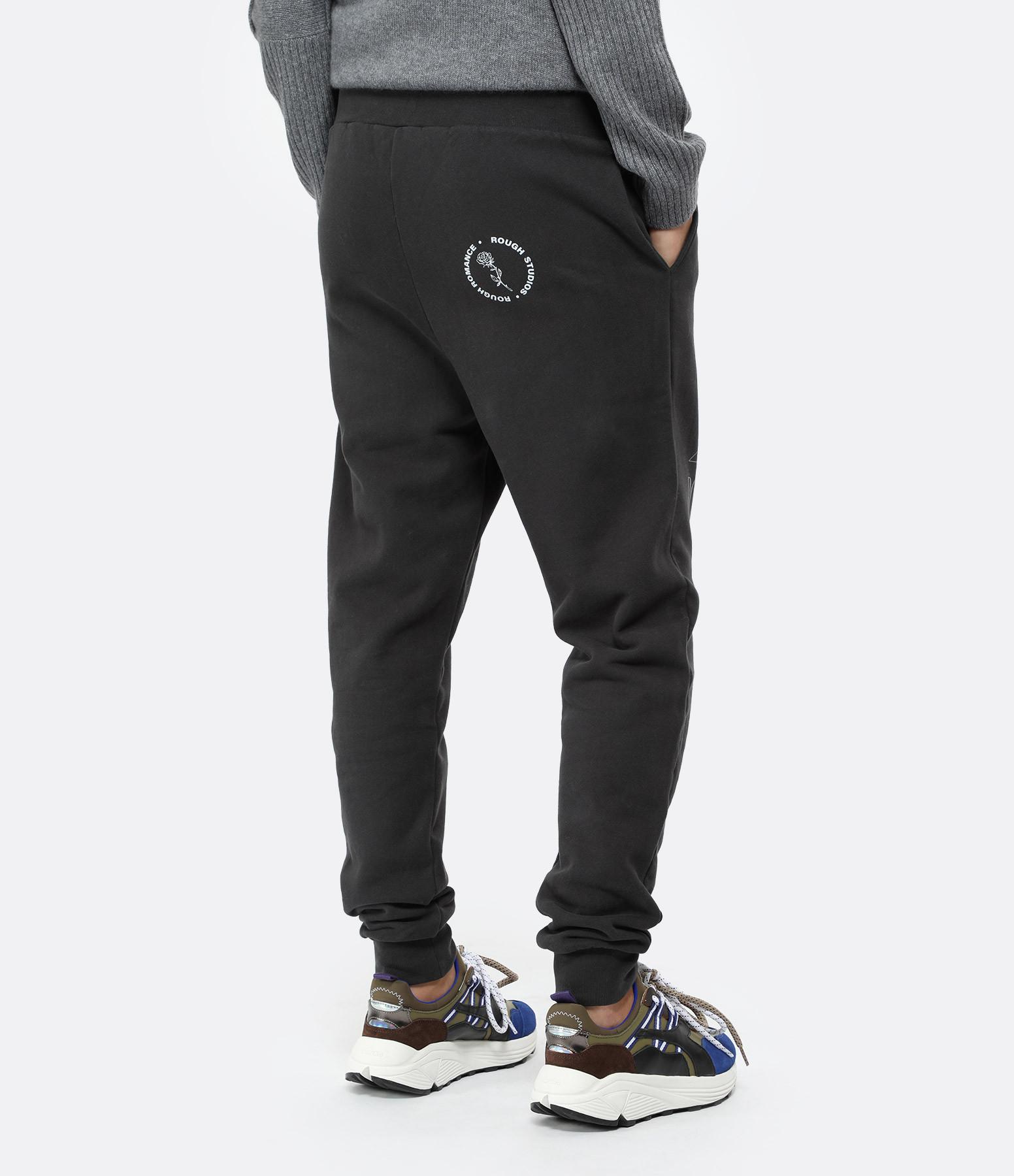 ROUGH STUDIOS - Pantalon Poppy Coton Gris