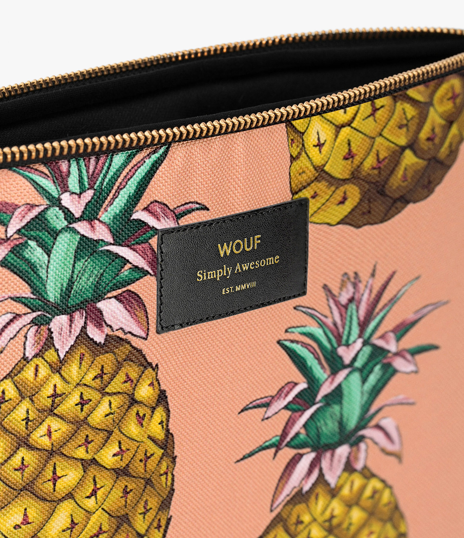 WOUF - Housse 15'' Ananas