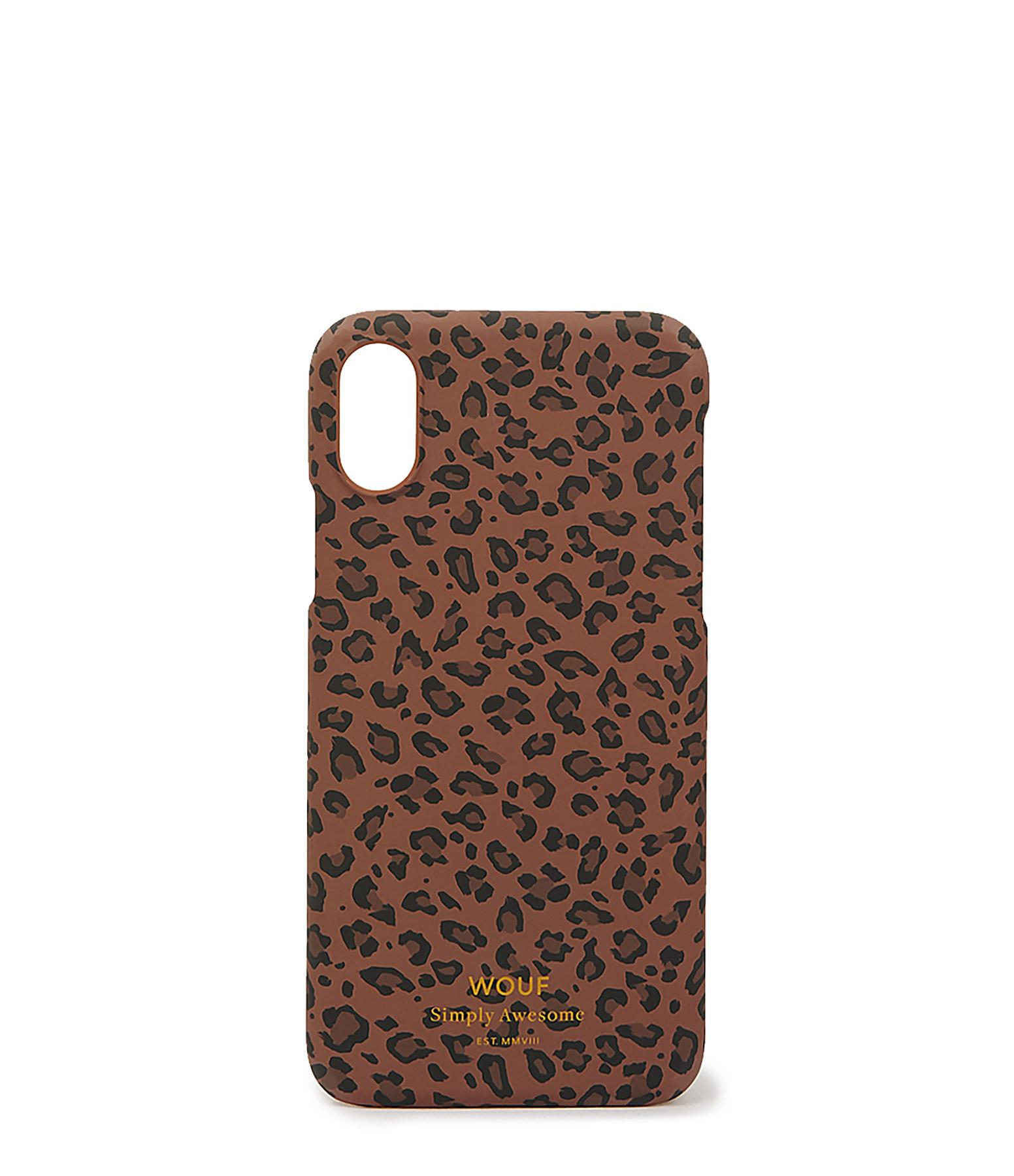 WOUF - Coque Iphone X Savannah