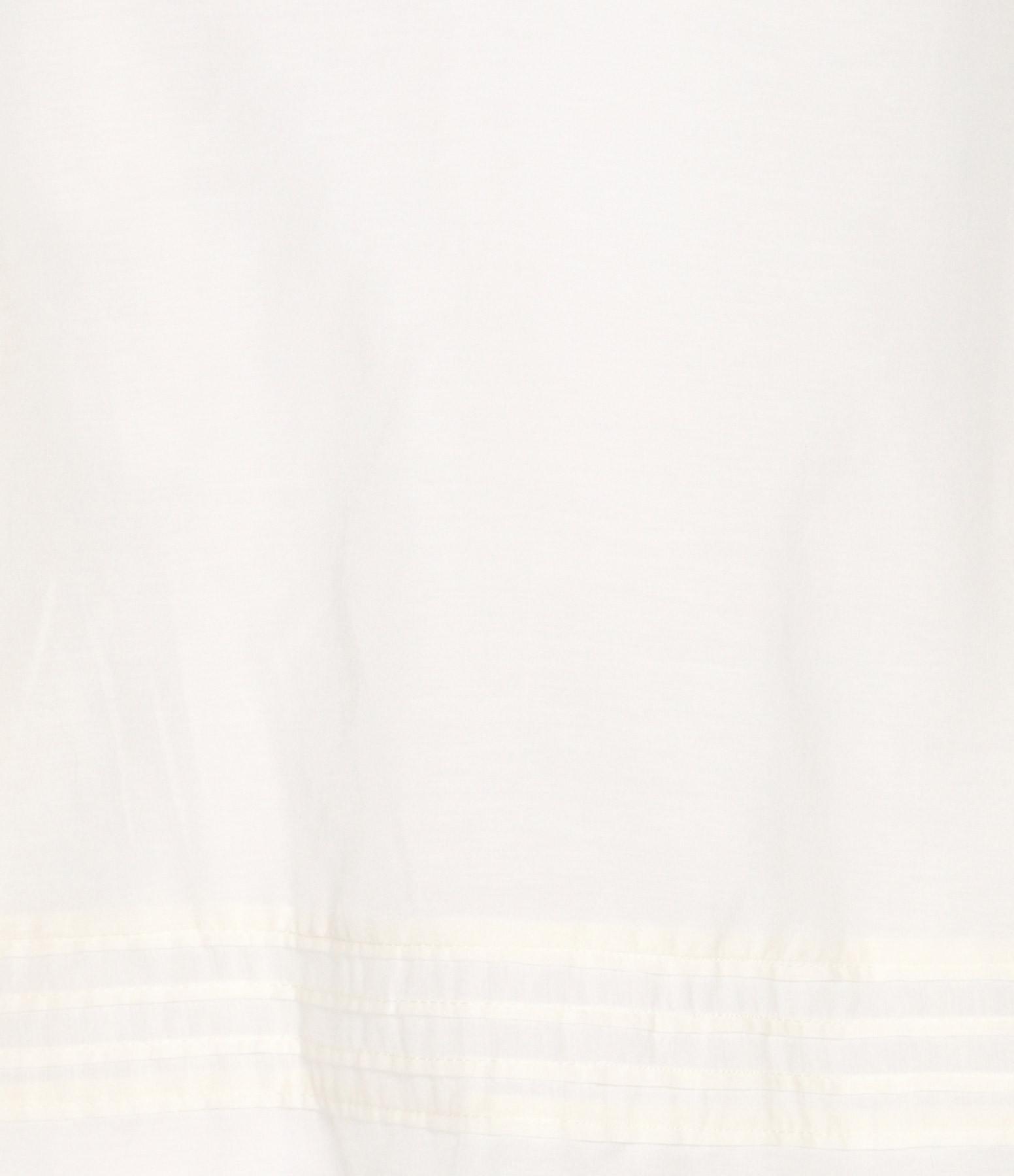 SEA NEW YORK - Blouse Viola Coton Blanc Lait
