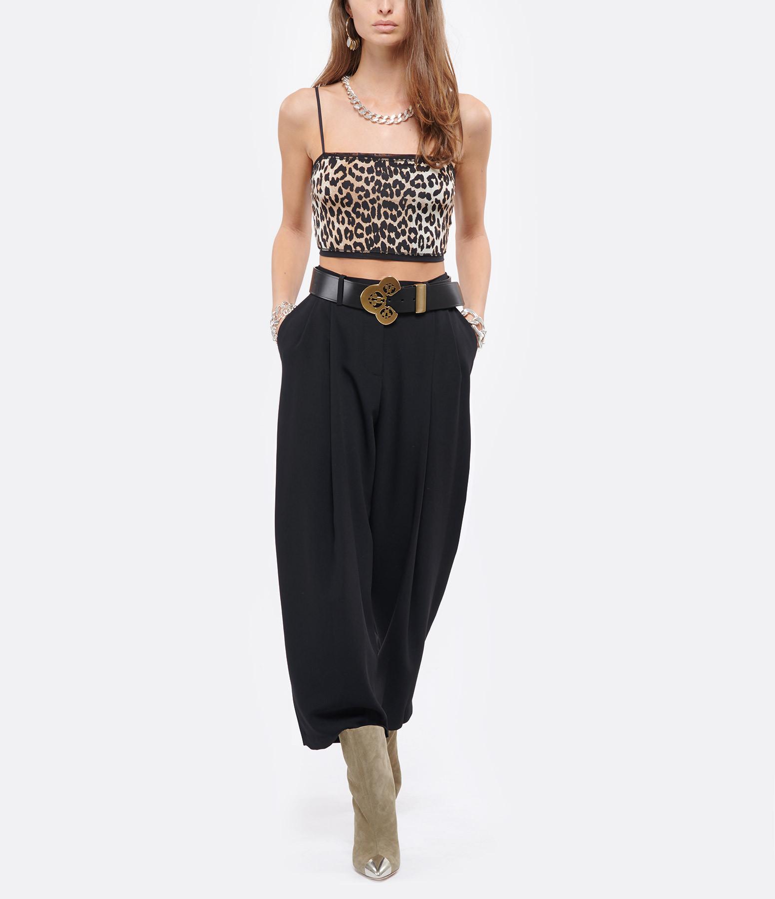 SEE BY CHLOE - Pantalon Noir