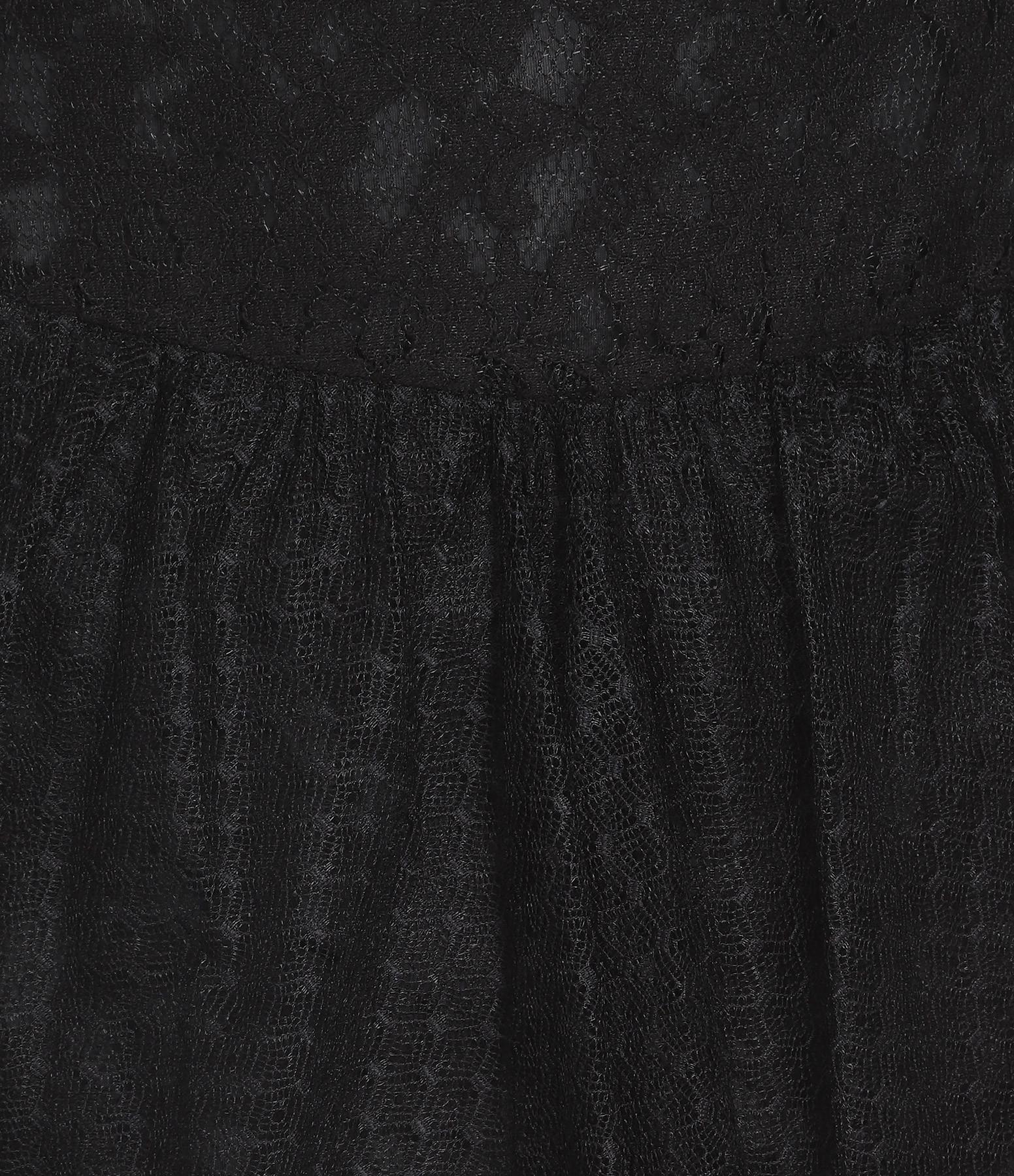 SEE BY CHLOE - Jupe Volants Noir