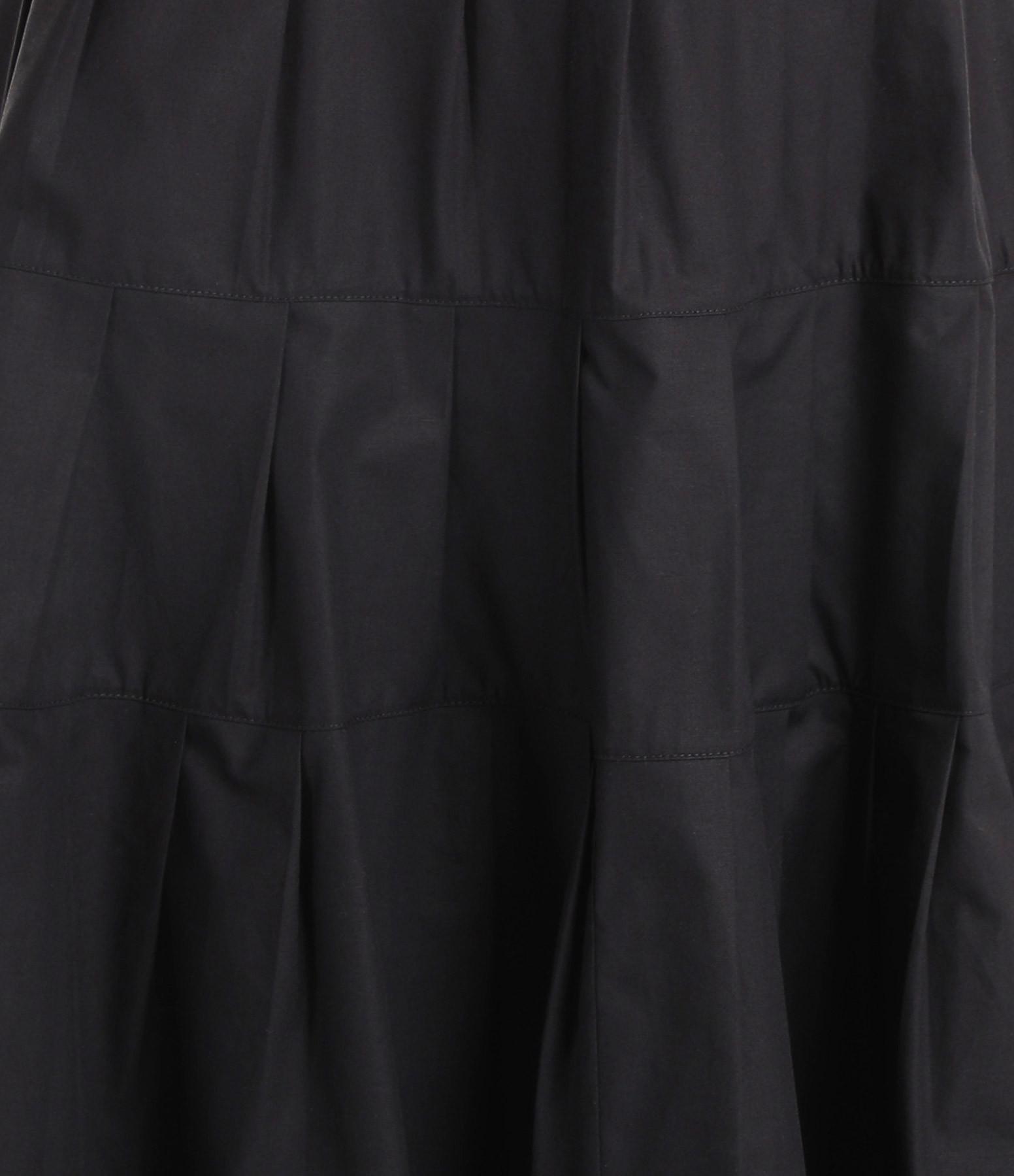 SEE BY CHLOE - Robe Trapèze Coton Noir