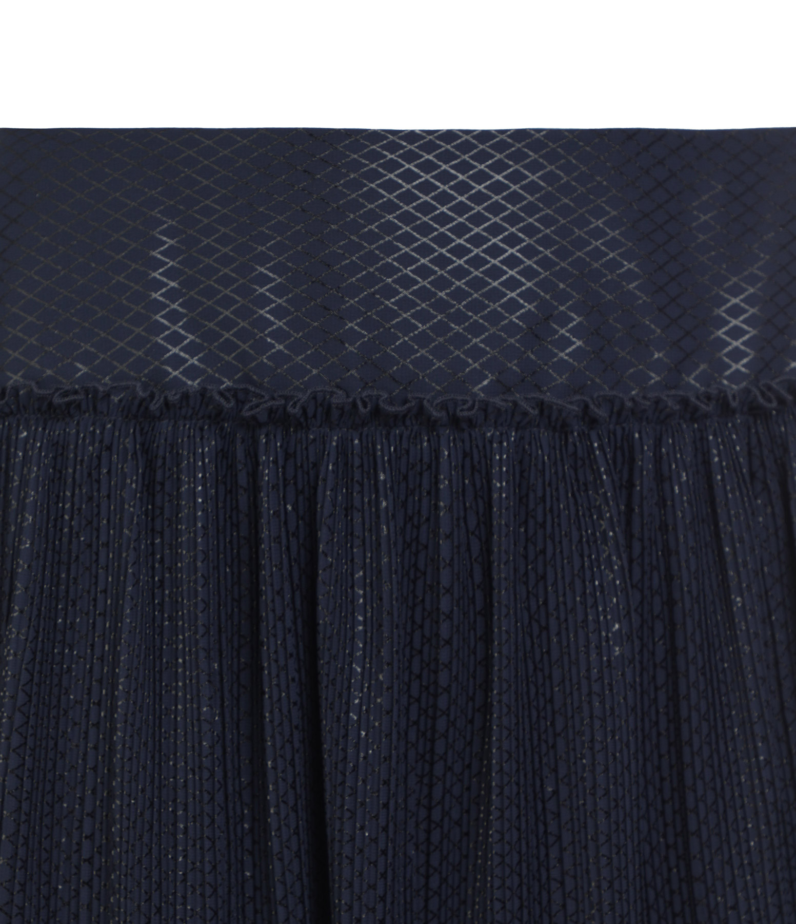 SEE BY CHLOE - Jupe Volants Bleu