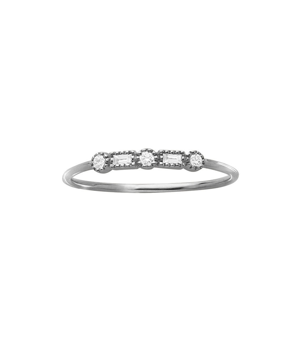 Bague Simple Serenity Diamants - STONE