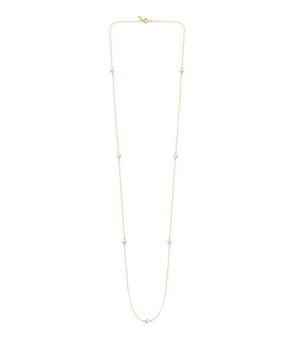 CHARLET - Sautoir Massilia Perles d'Eau Douce